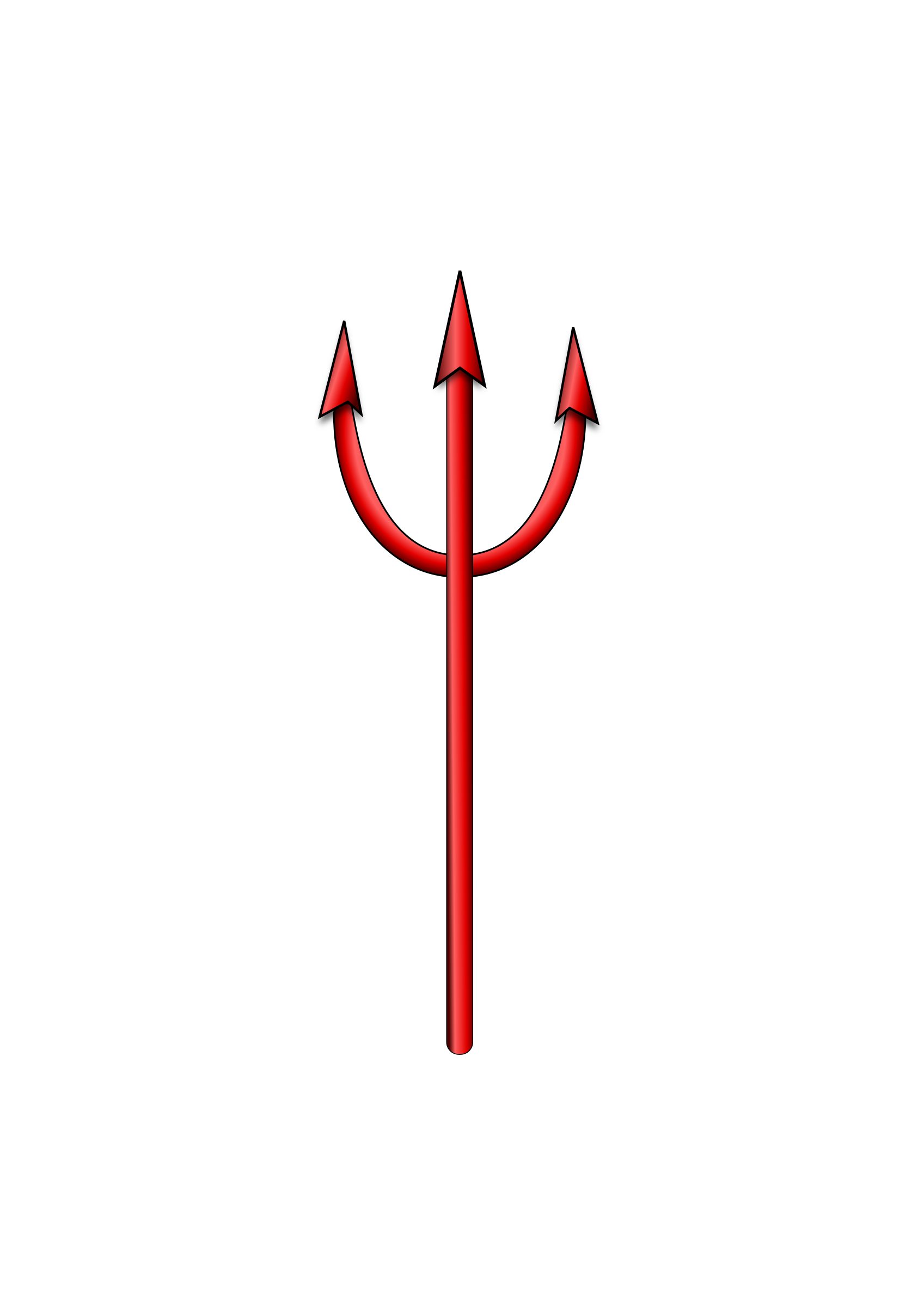 devil pitchfork by bloodsong