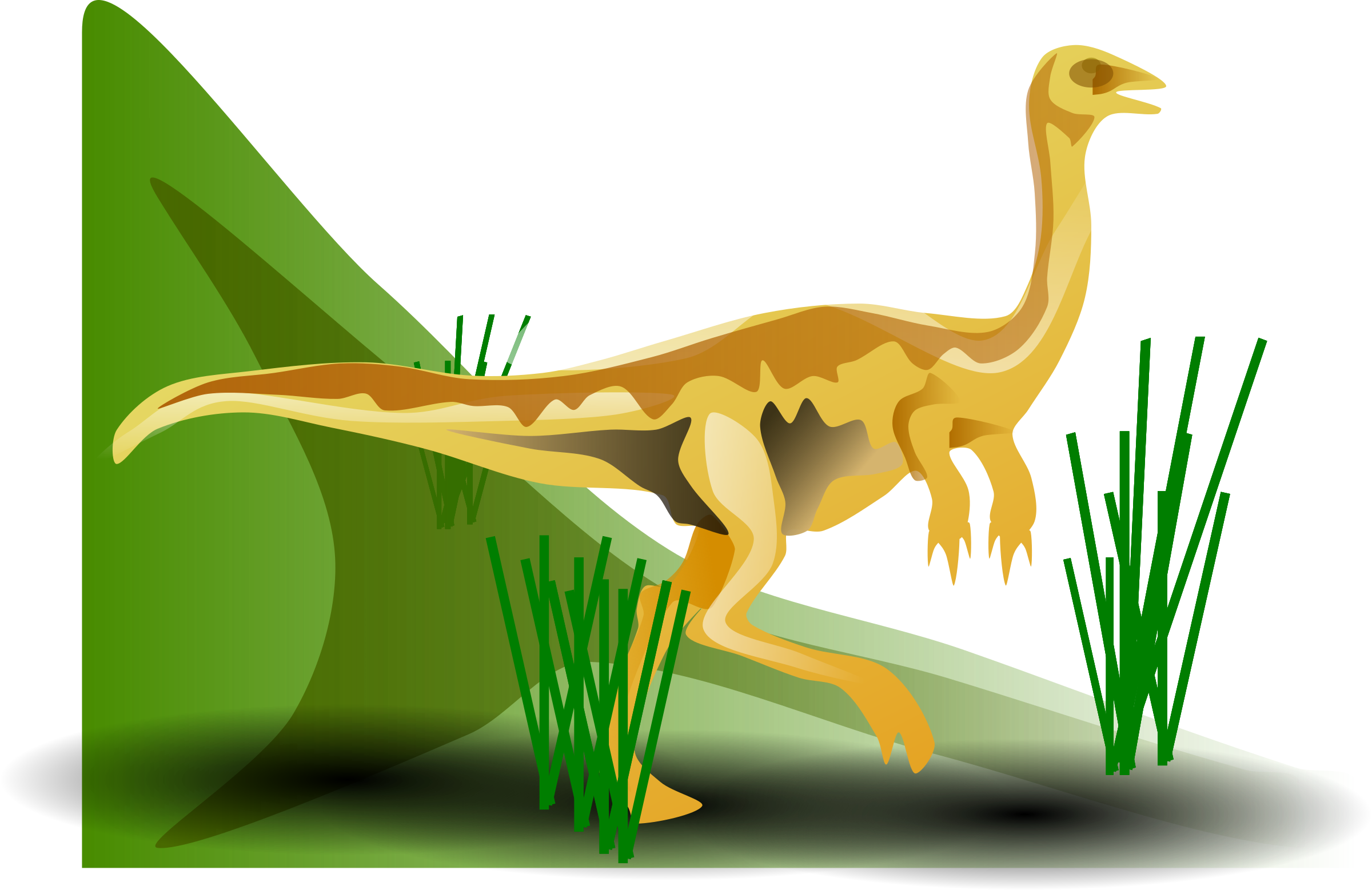 gallimimus mois's rinc  03r by Anonymous