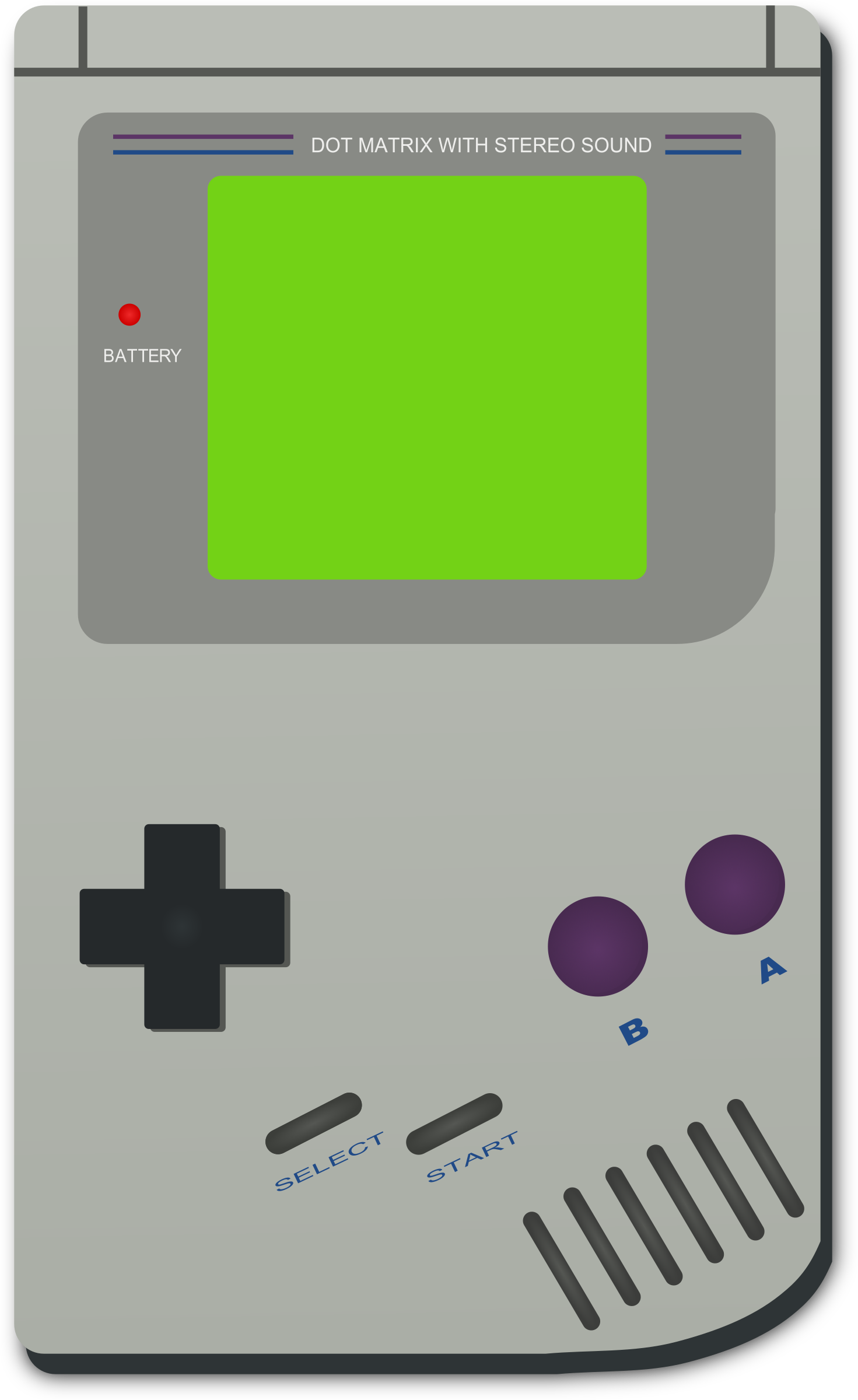 Gameboy by vorre