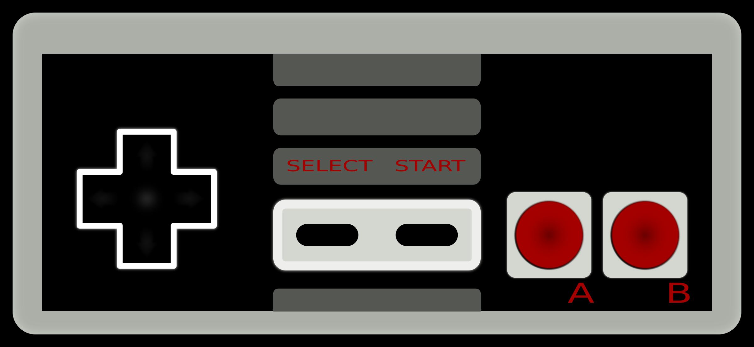 Clipart - Nintendo 8-b...