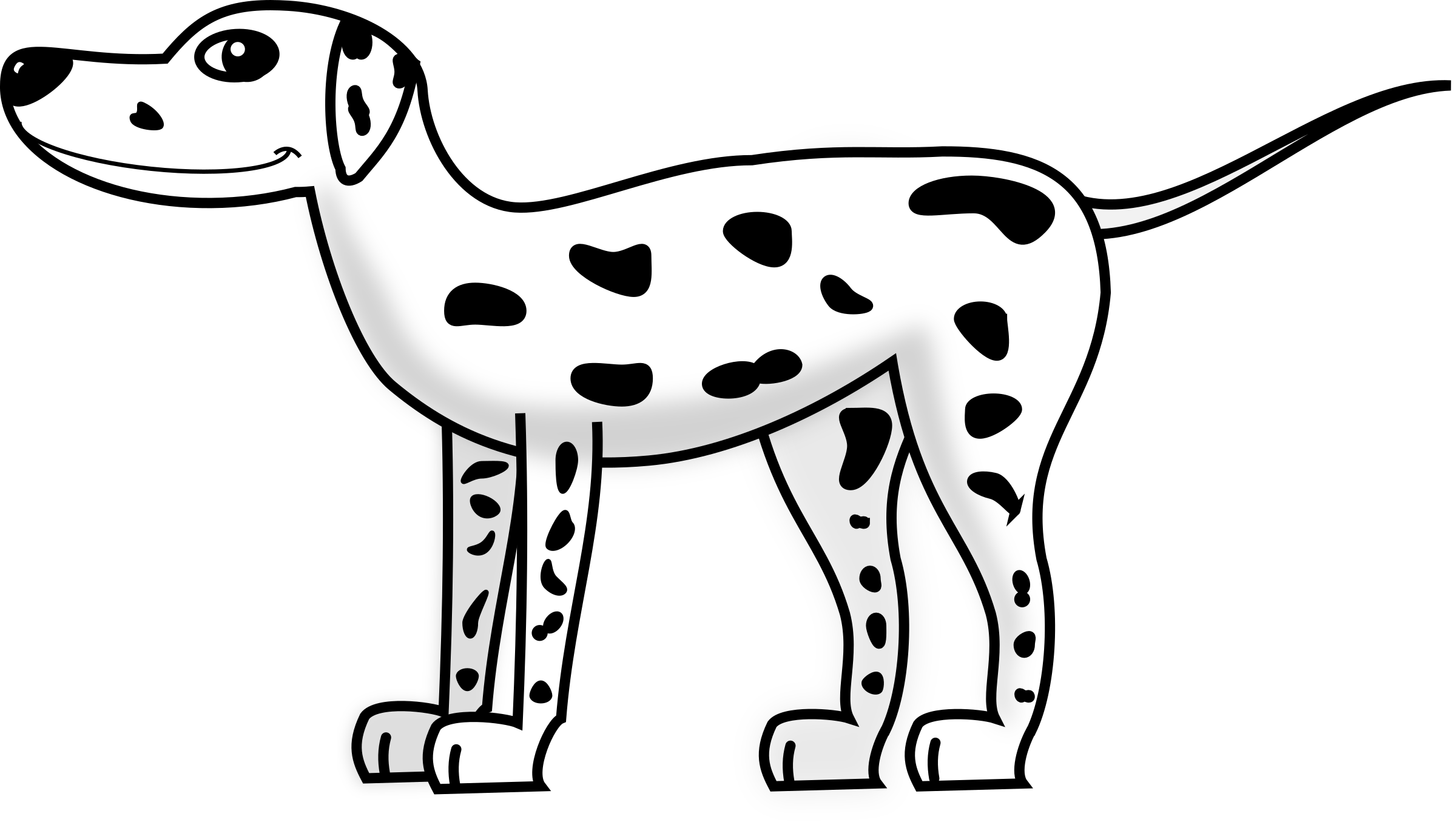 Dalmatian by TomBrough