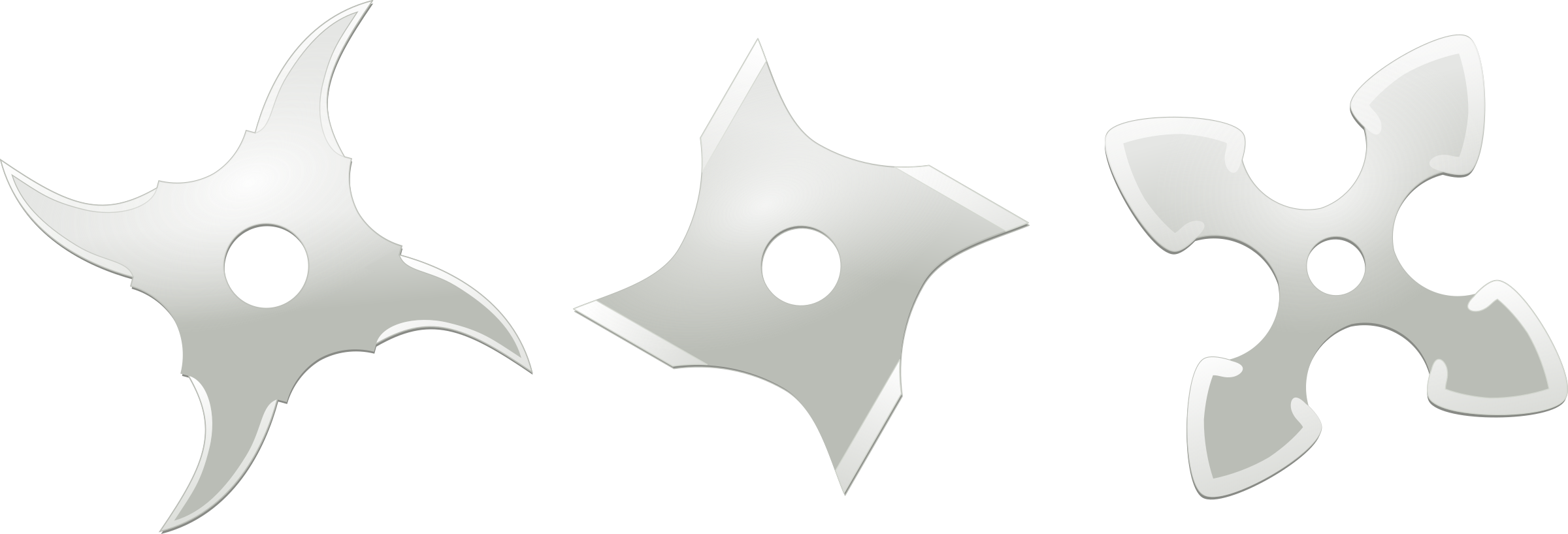 Shurikens by carlitos