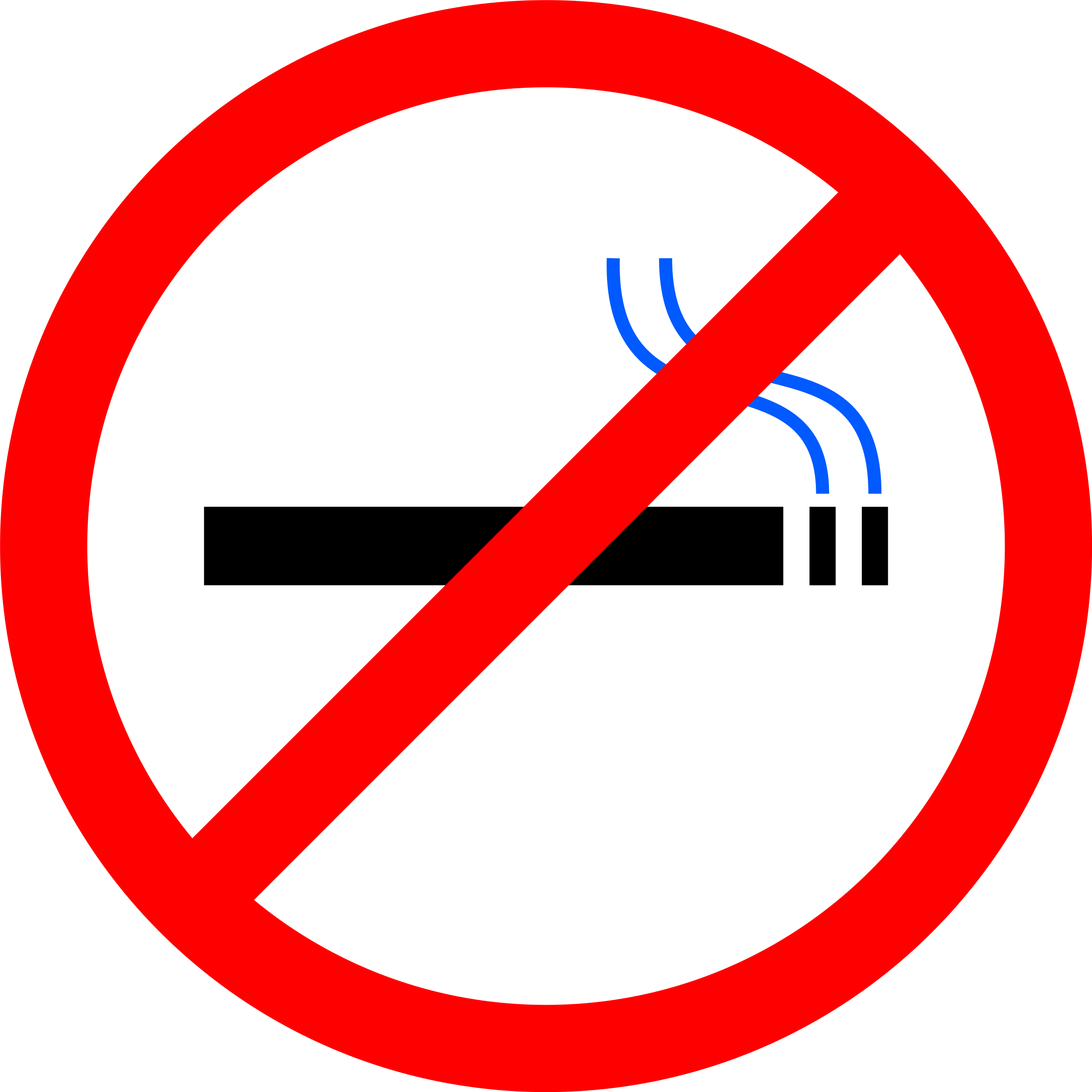 No Smoking by smok
