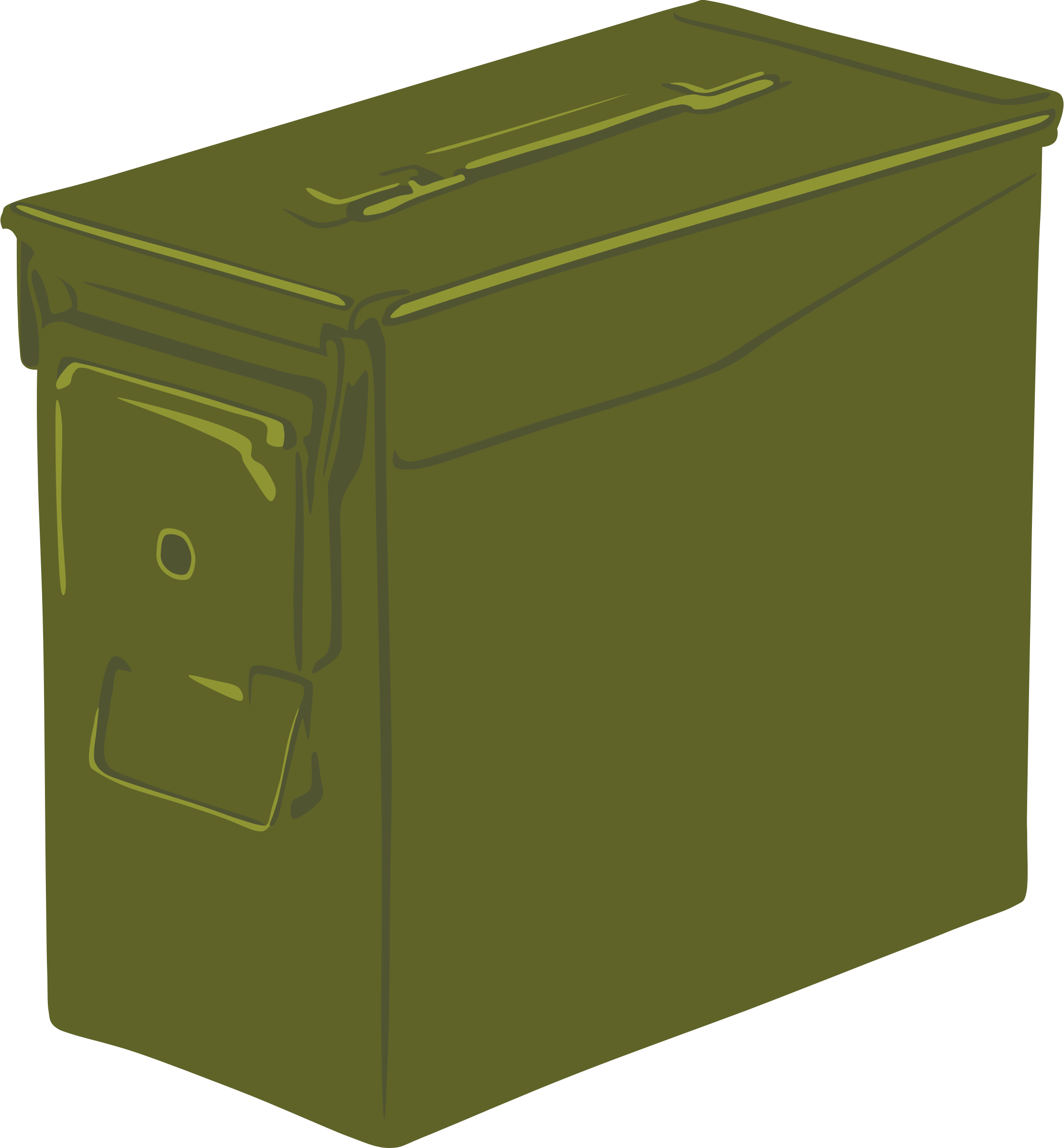 Ammo Can by Gerald_G