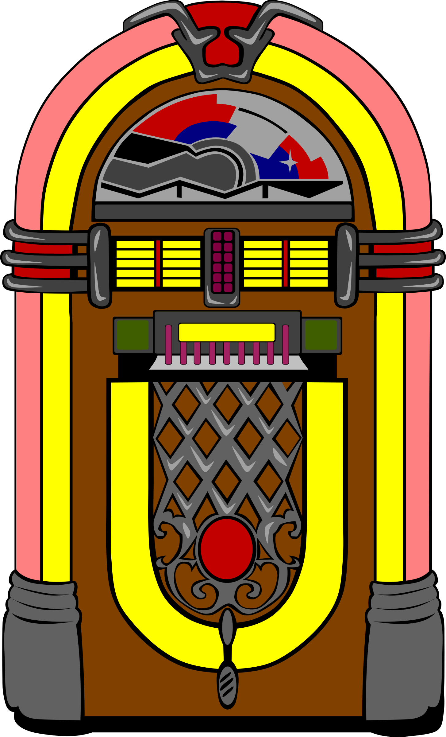Fifties Jukebox by Gerald_G