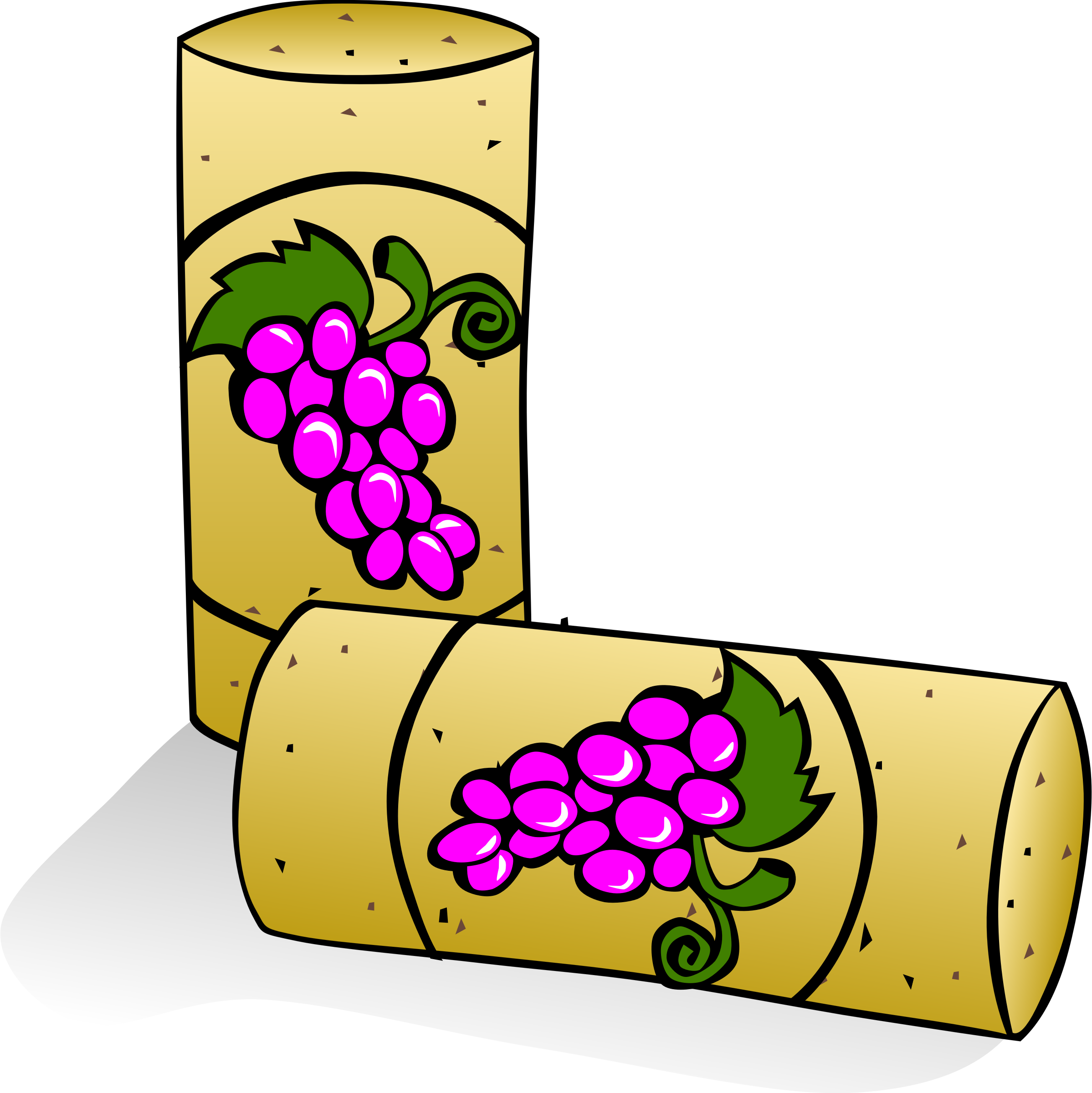 Wine Corks by Gerald_G