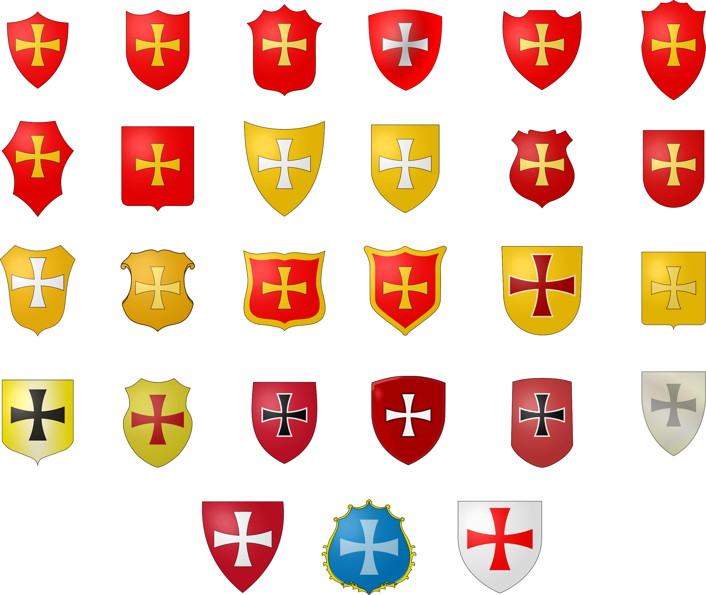 The Coat of Arms by filtre