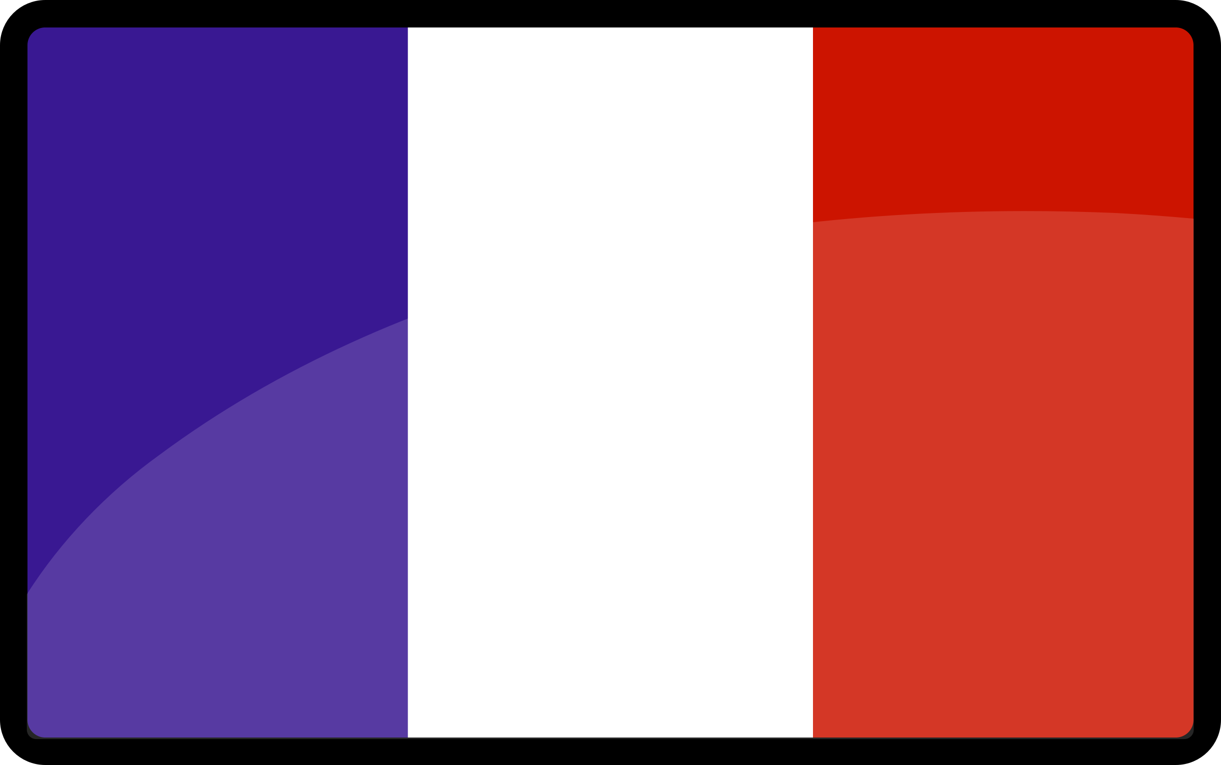 French flag by inouire