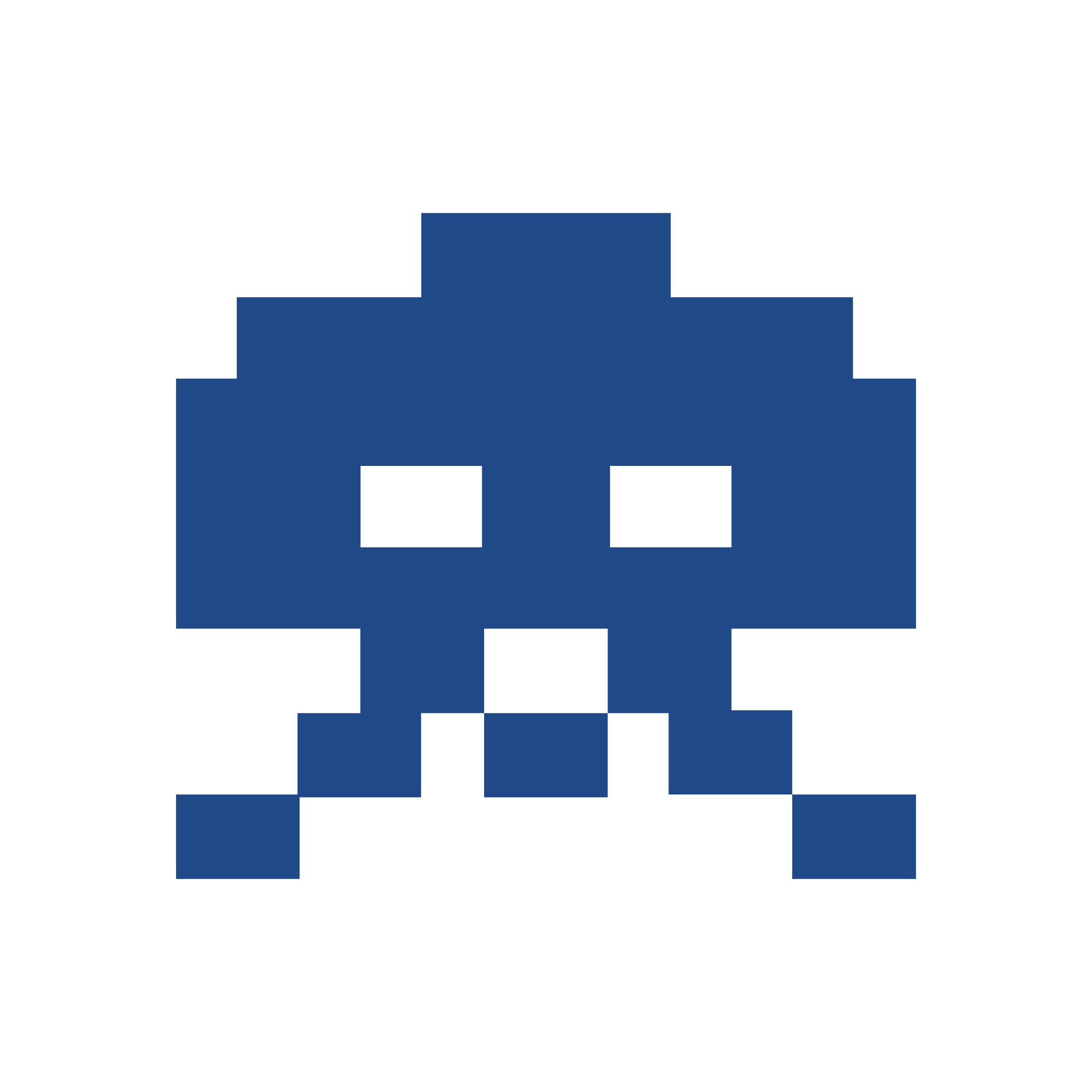 space invaders by fzap