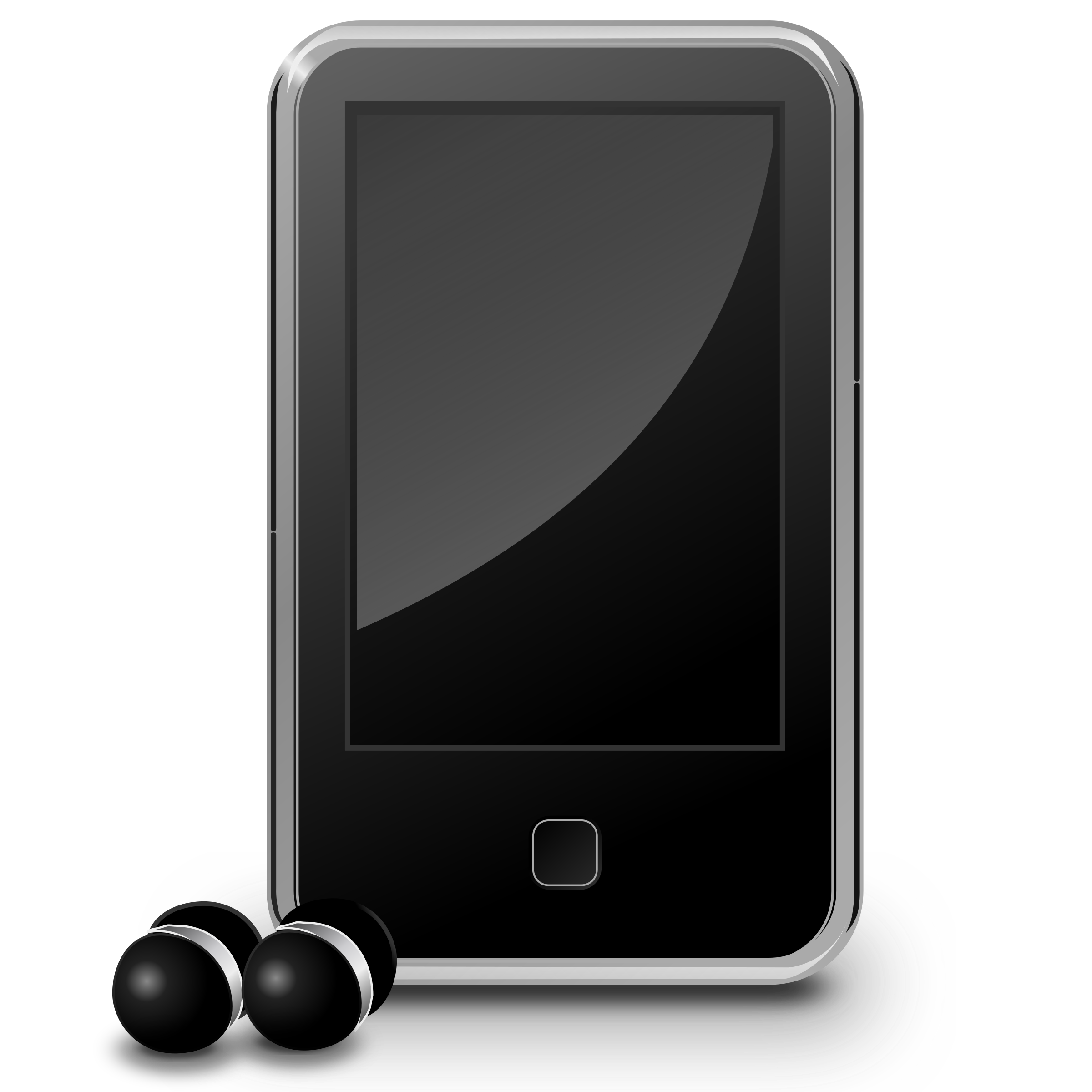 mp3 audio player by Jiro