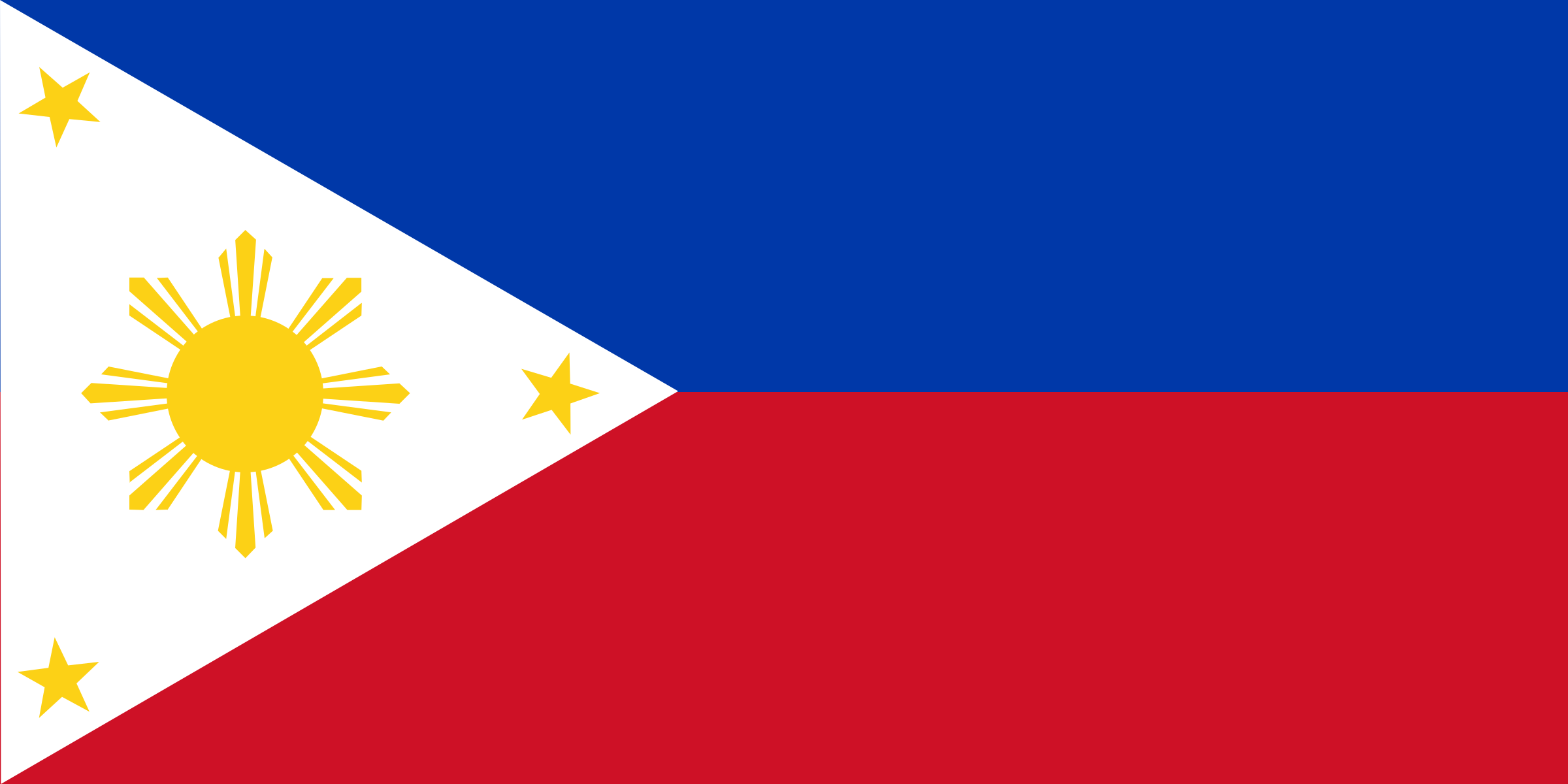 Philippines Flag by jp_draws