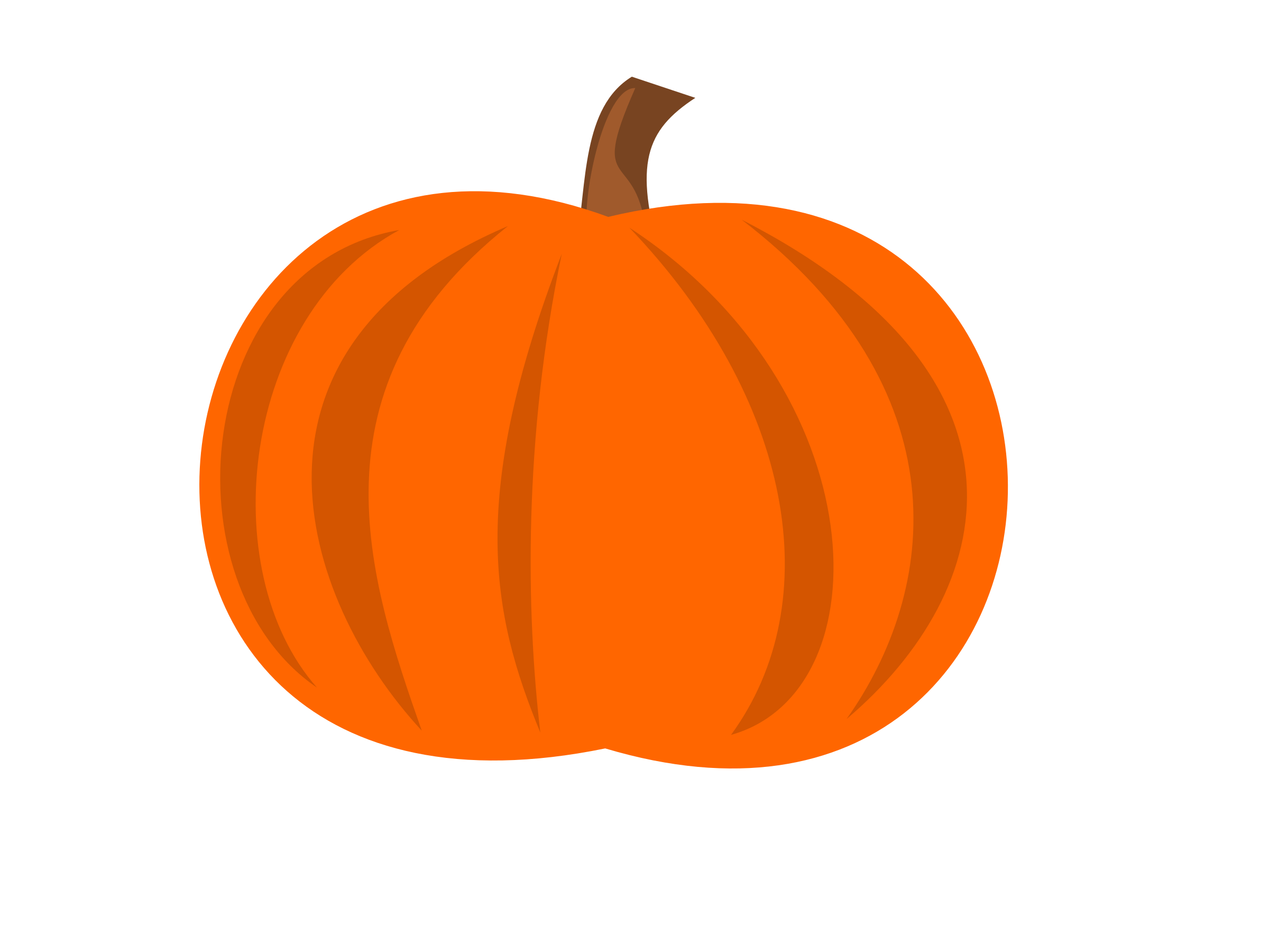 Plain Pumpkin by stevepetmonkey