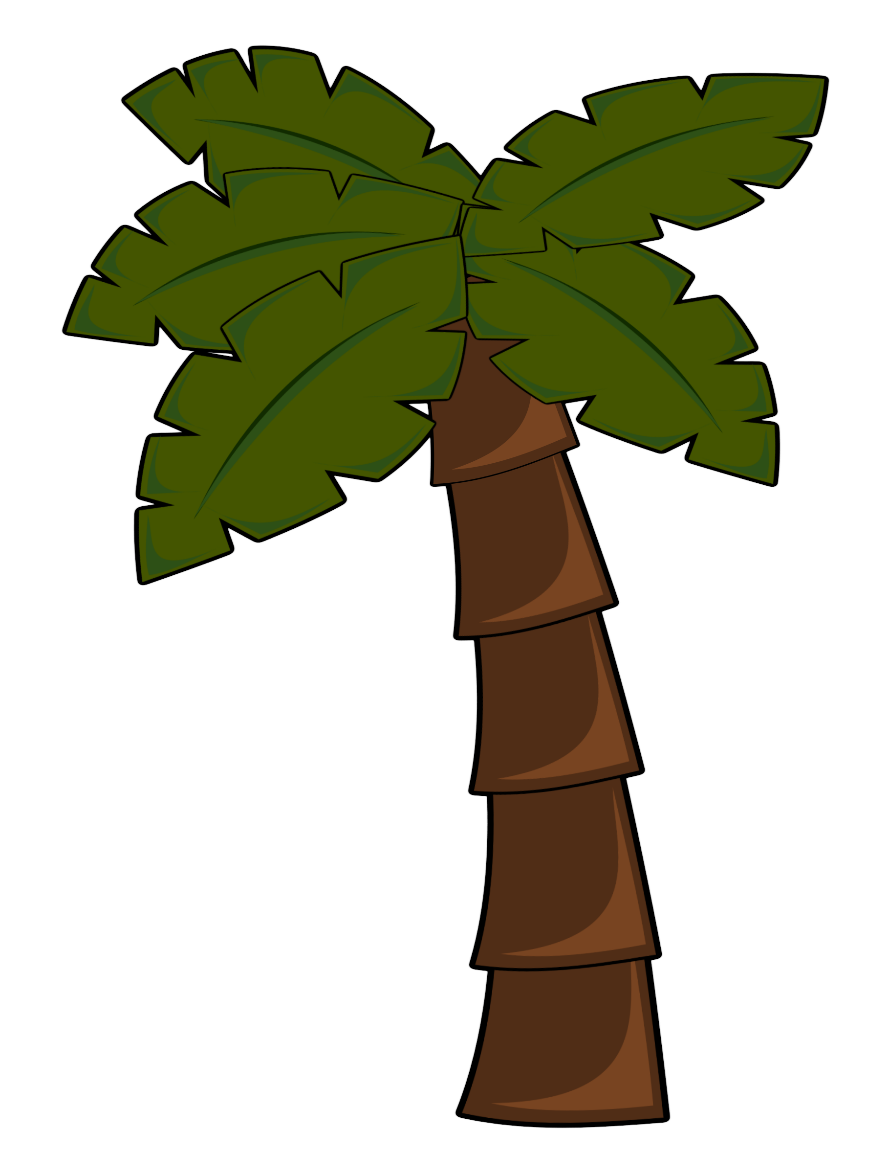 Palm Tree by stevepetmonkey