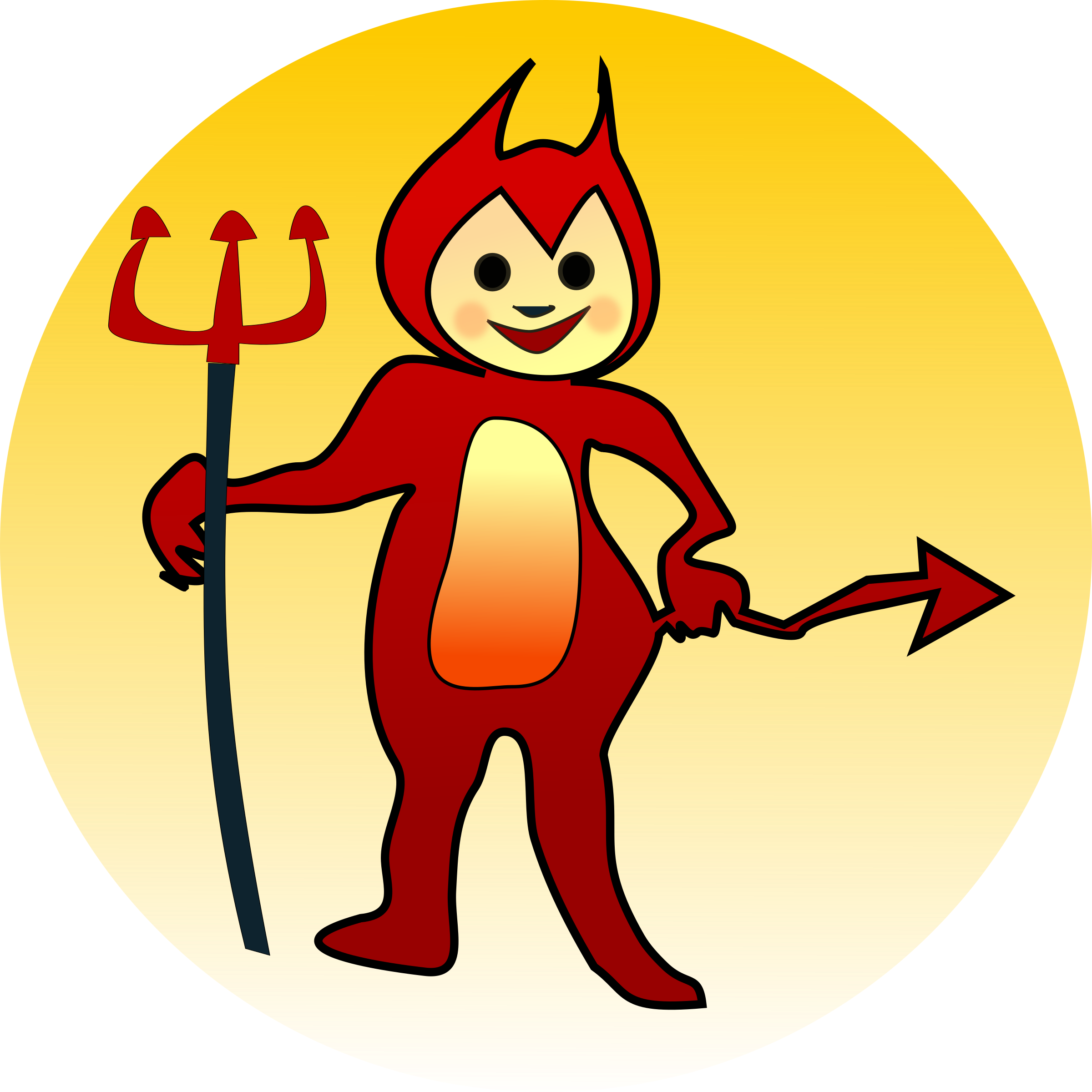 Littel devil icon by netalloy