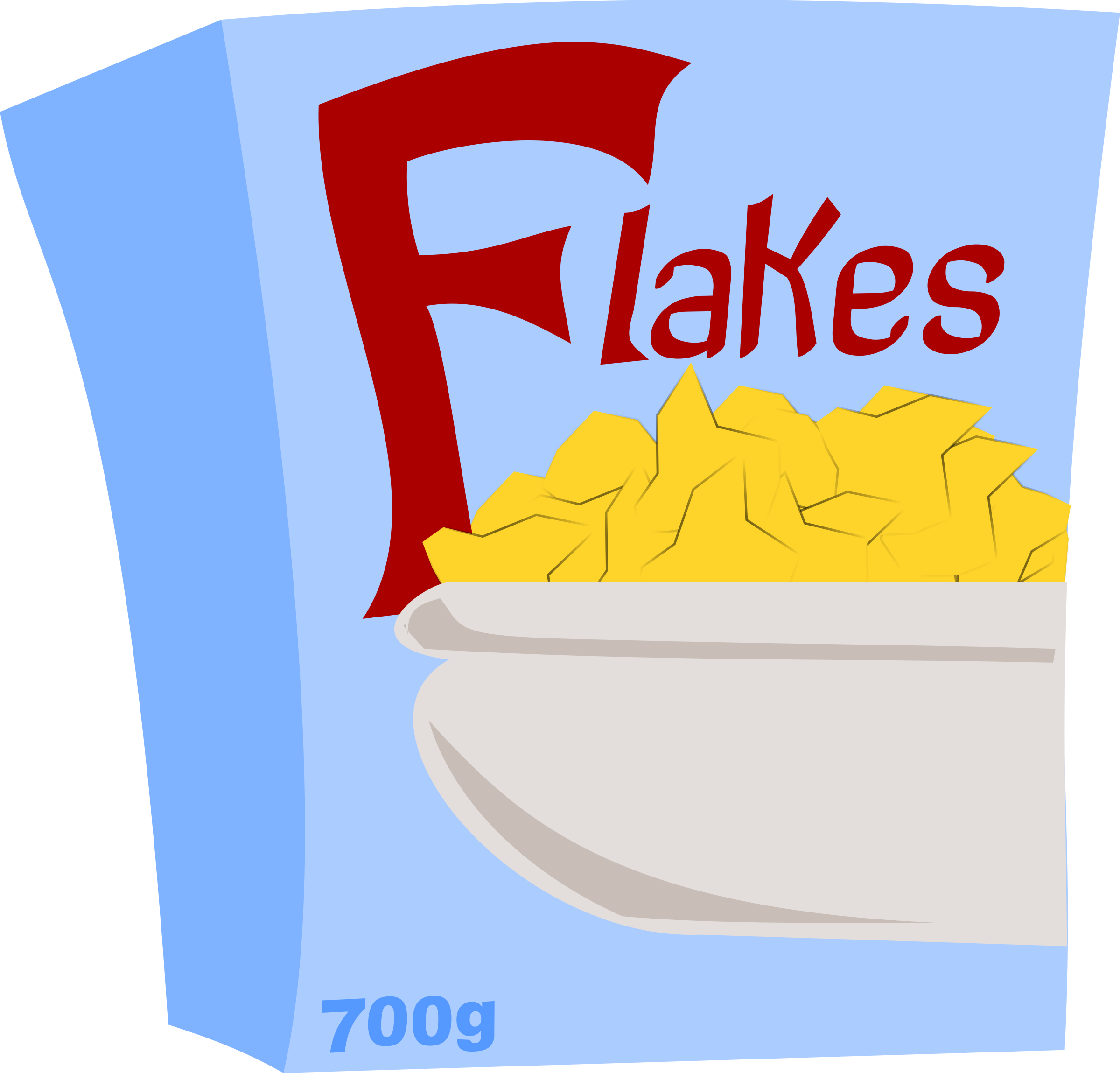 Special Flakes by stevepetmonkey