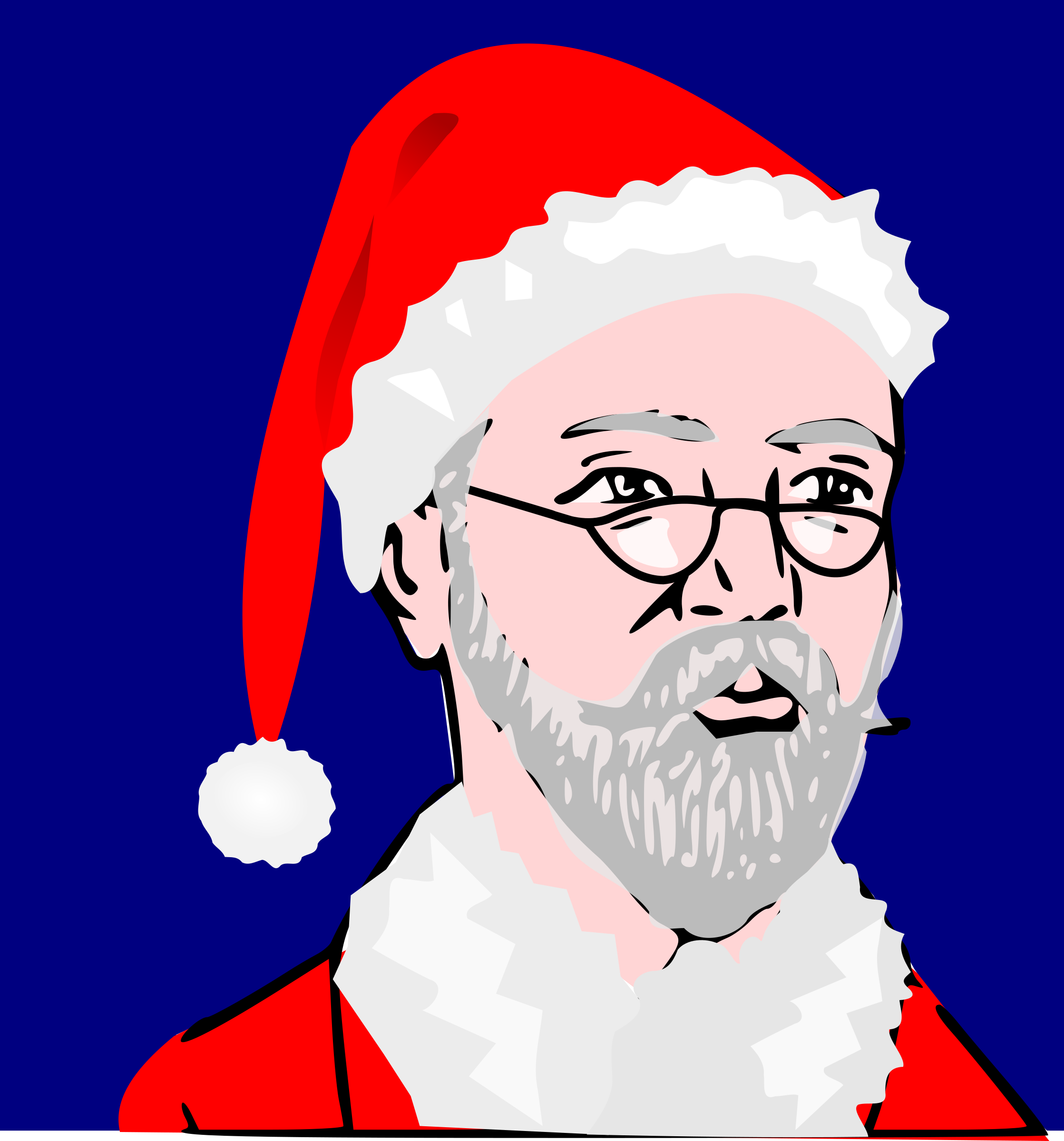 santa-claus by Peileppe