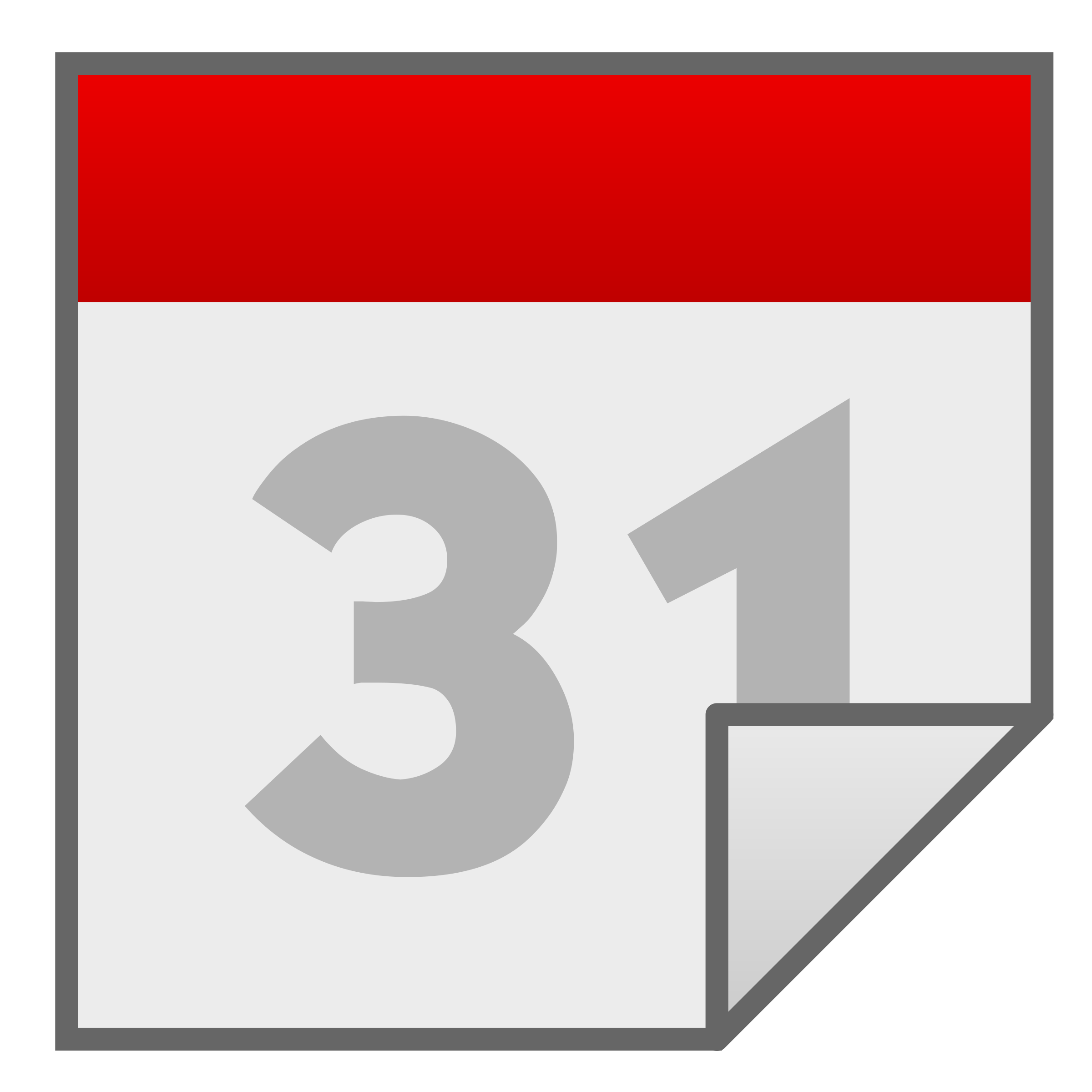 Calendar file icon by jhnri4