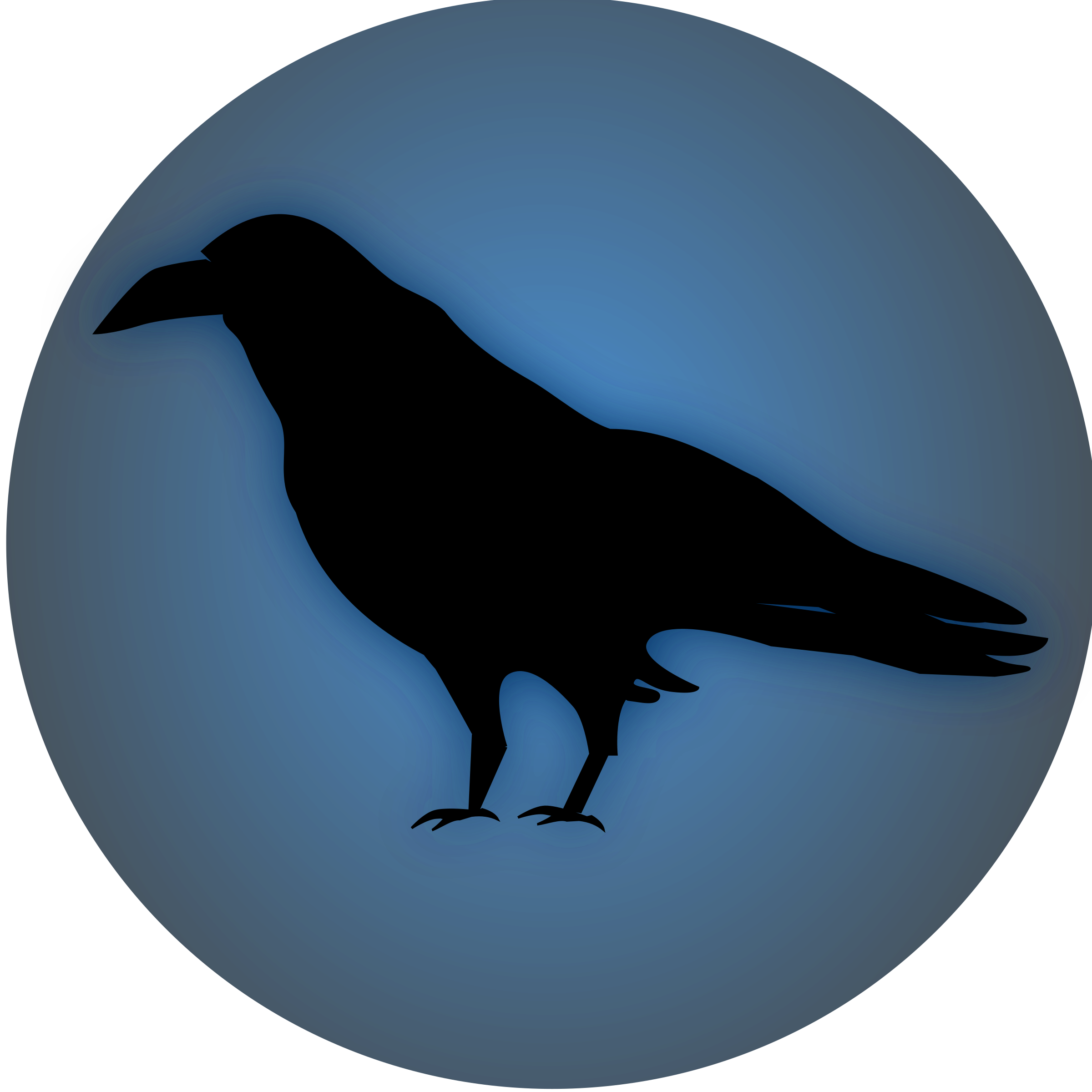 raven icon by netalloy
