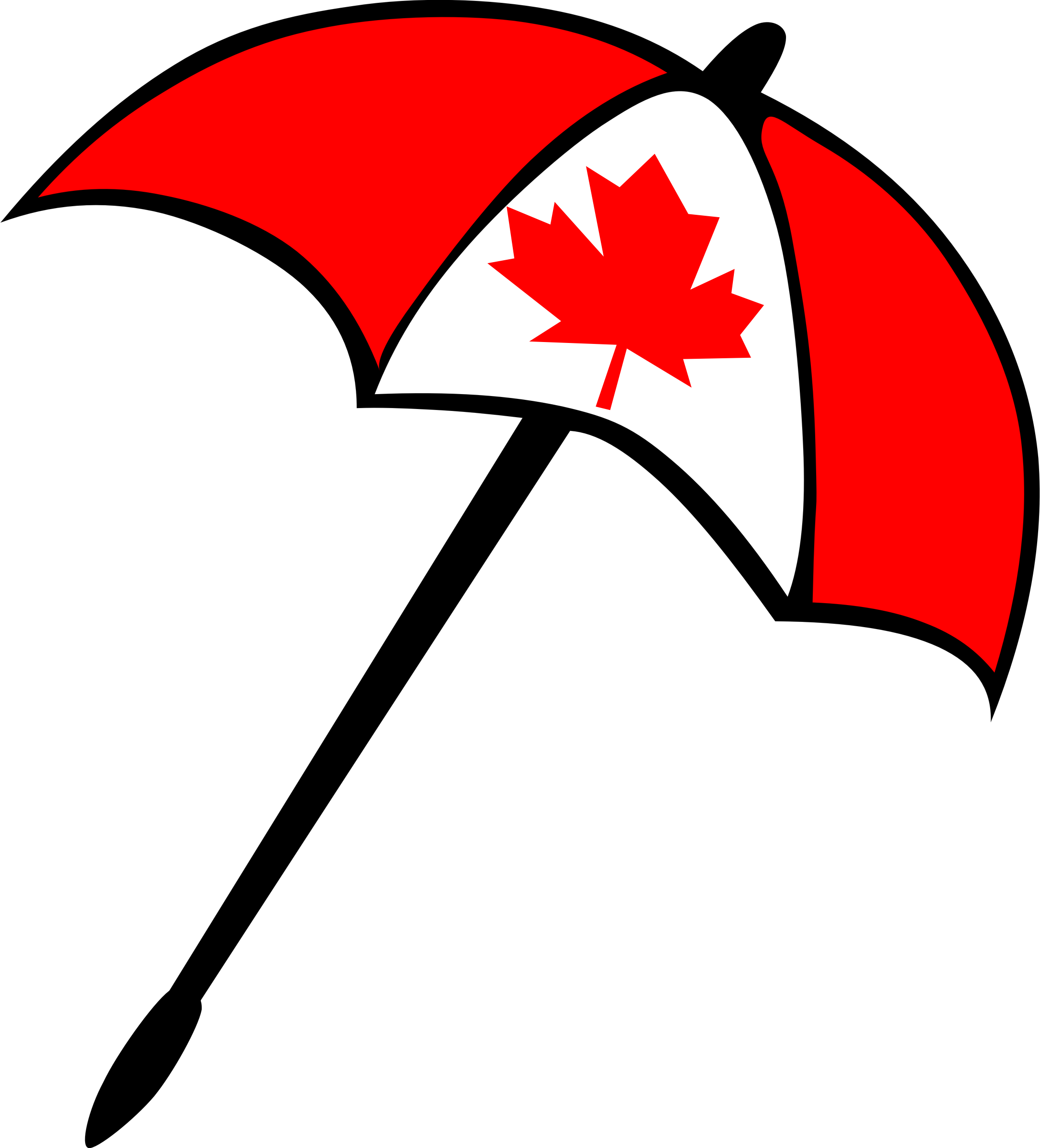 Umbrella - Canada by Gerald_G