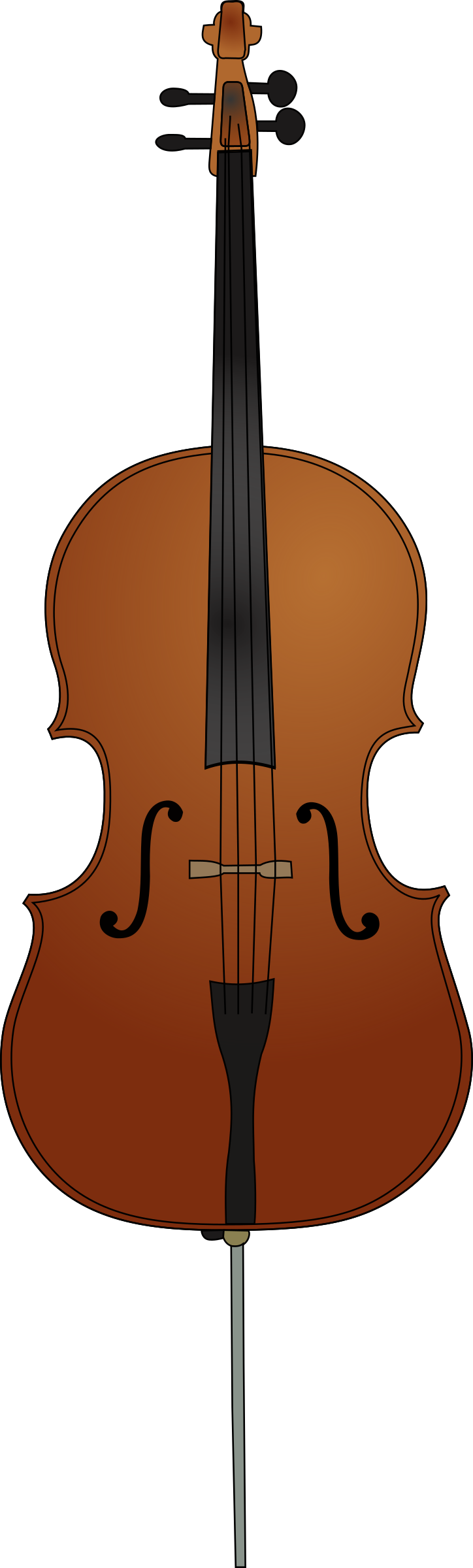 cello 1 by papapishu