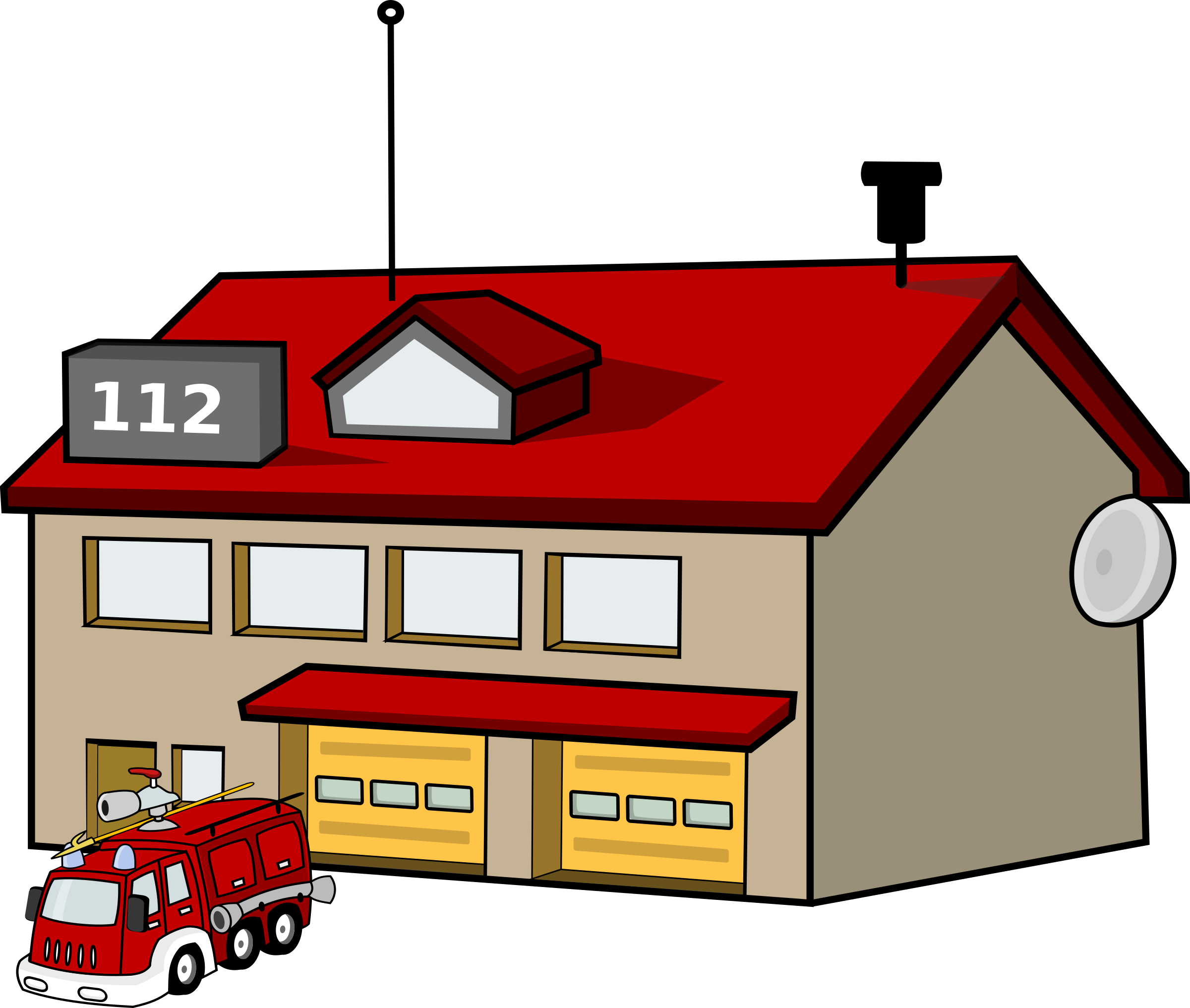 firestation mimooh 01 by mimooh