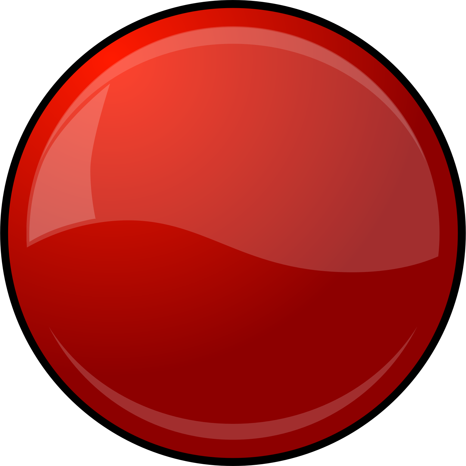 fancy red button matt to 01 by Anonymous