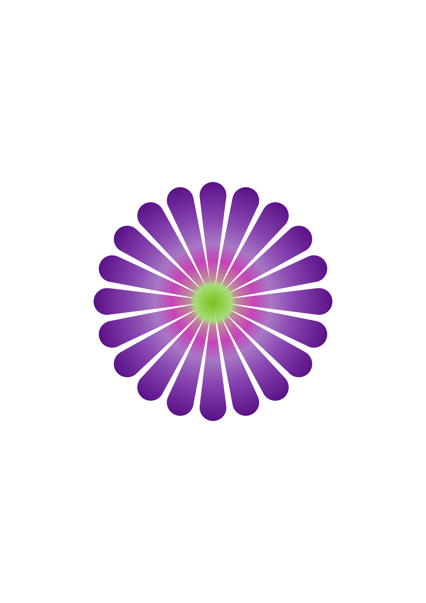 Purple Daisy 20 by missiridia