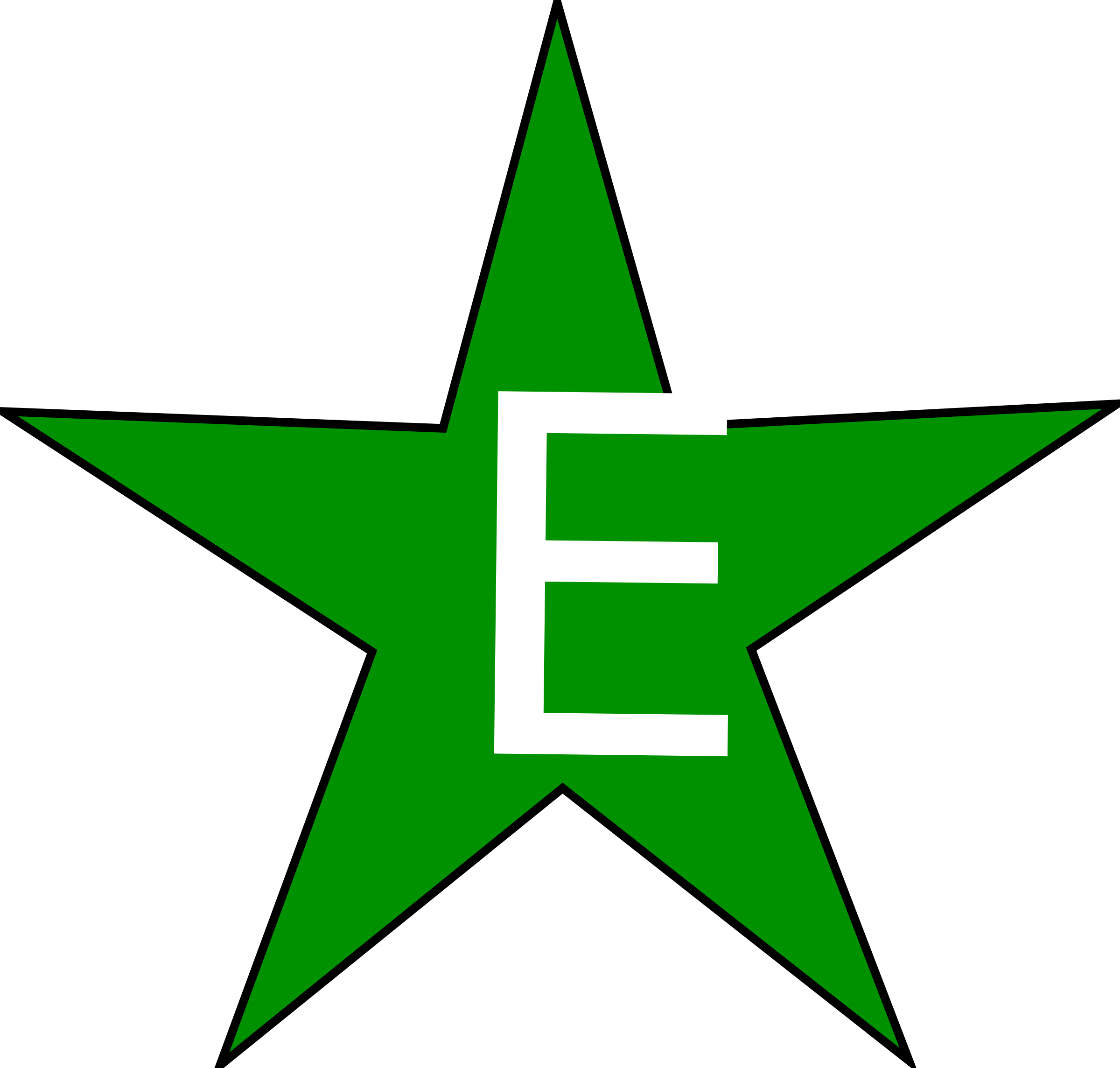 Esperanto star by arturion