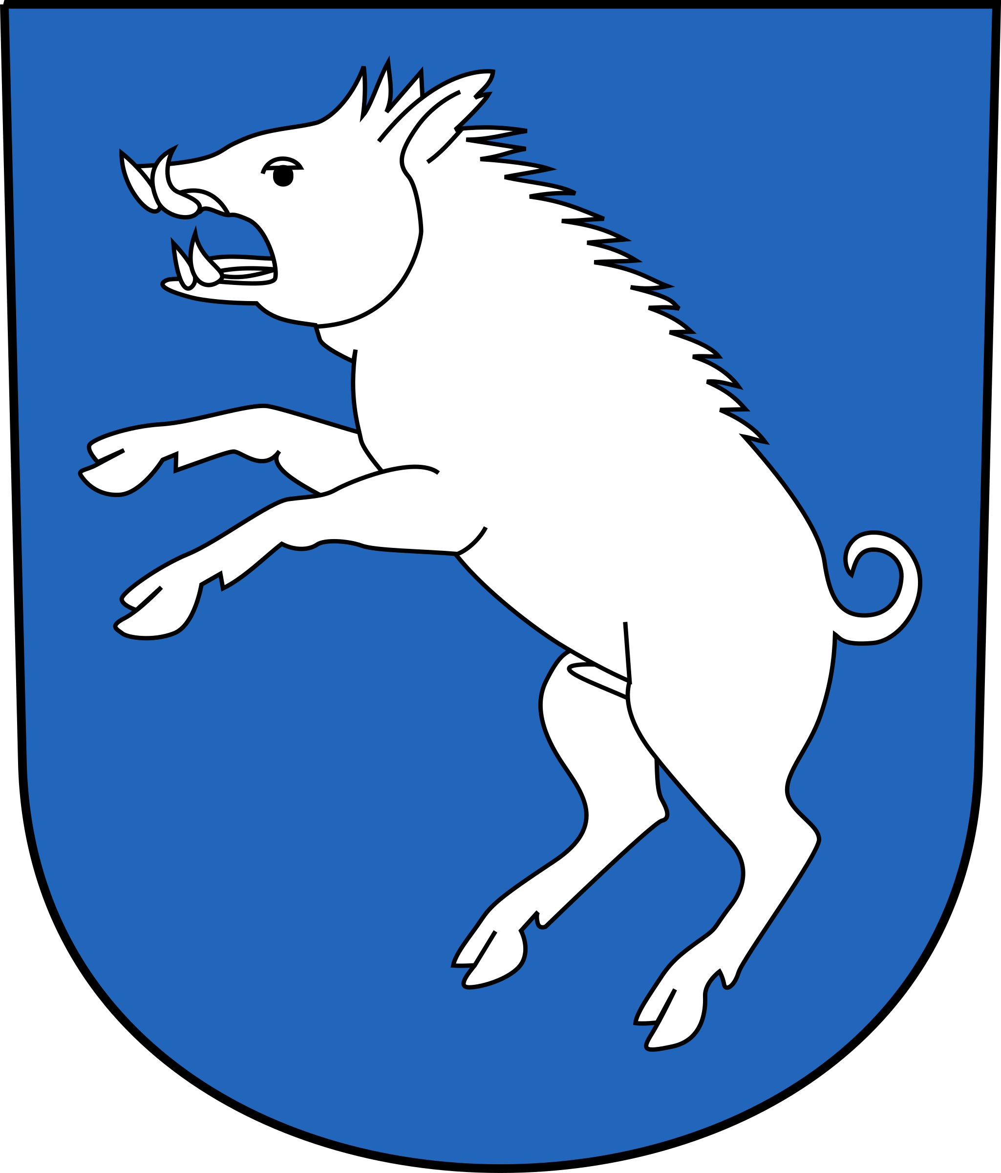 Berg am Irchel - Coat of arms 1 by wipp