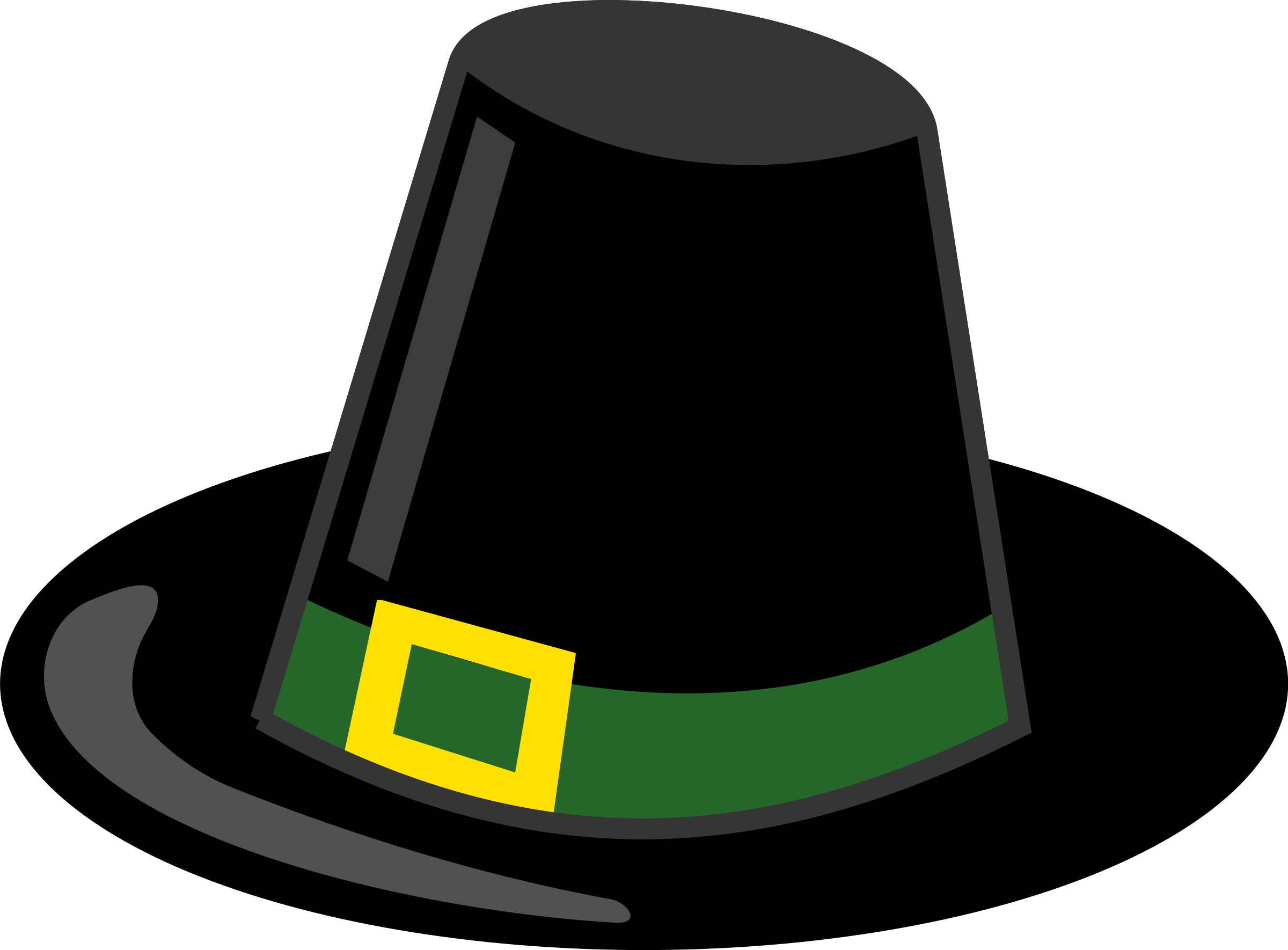 Pilgrim hat by laobc