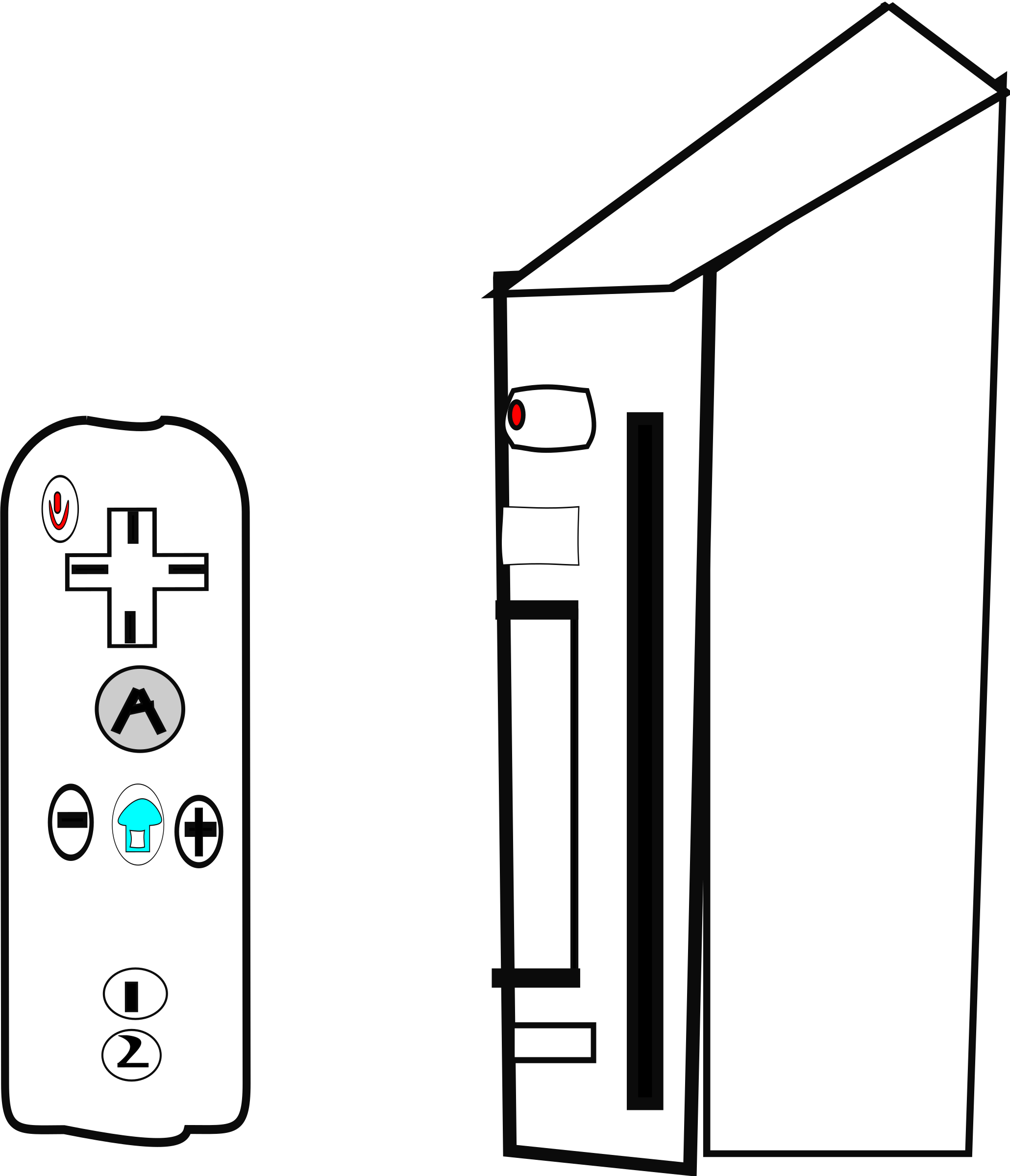 nintendo wii by PeterBrough