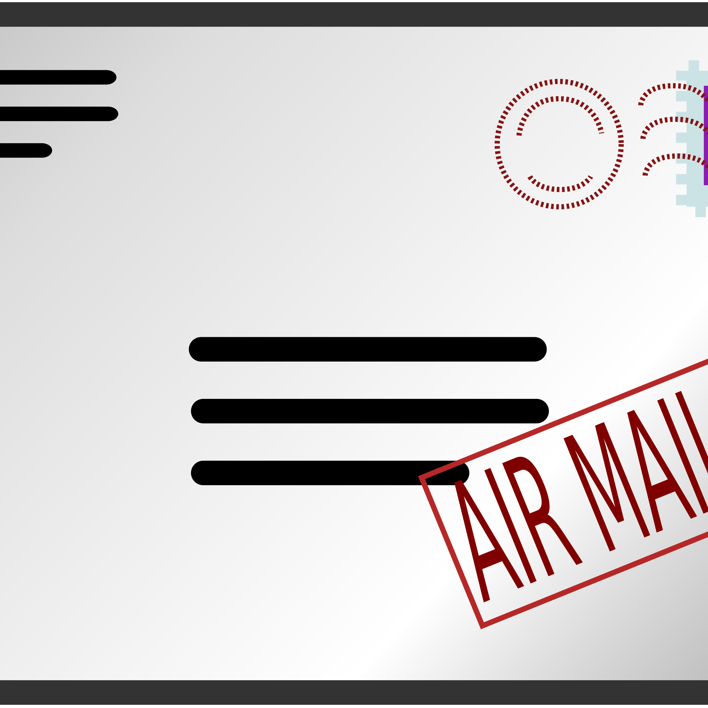 Air Mail by paco758
