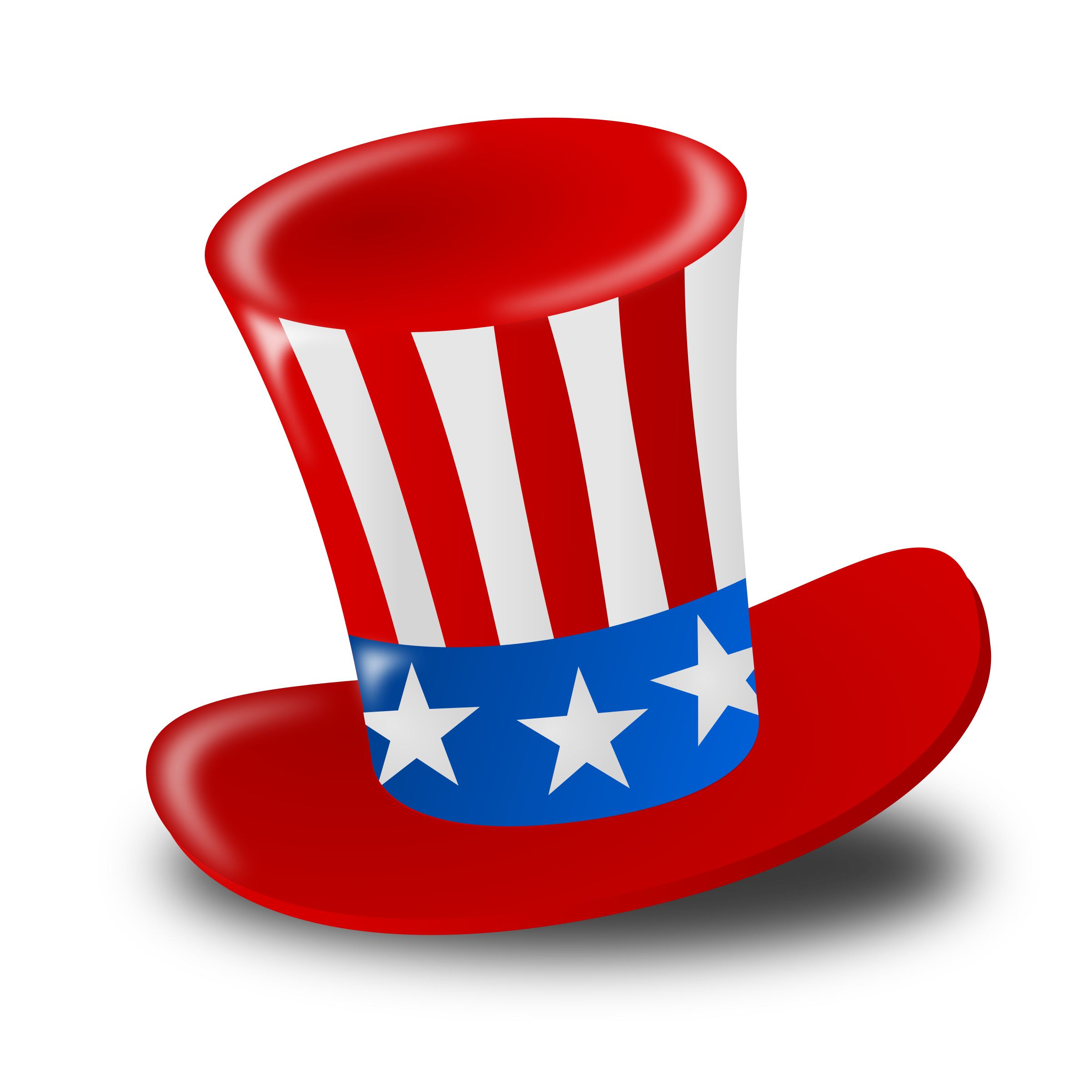 Independence Day (USA) Icon by nicubunu