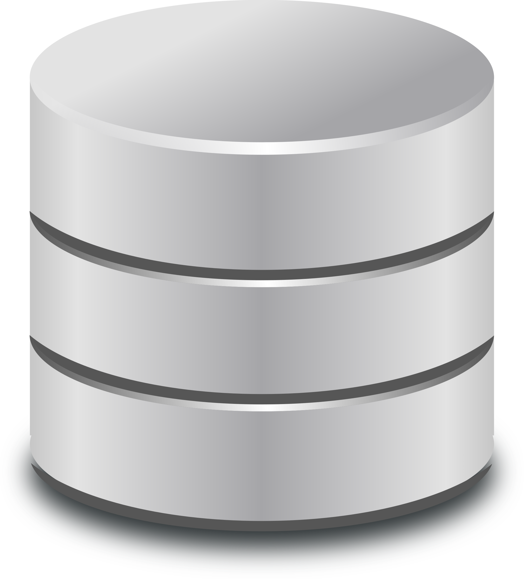 Clipart - database symbol