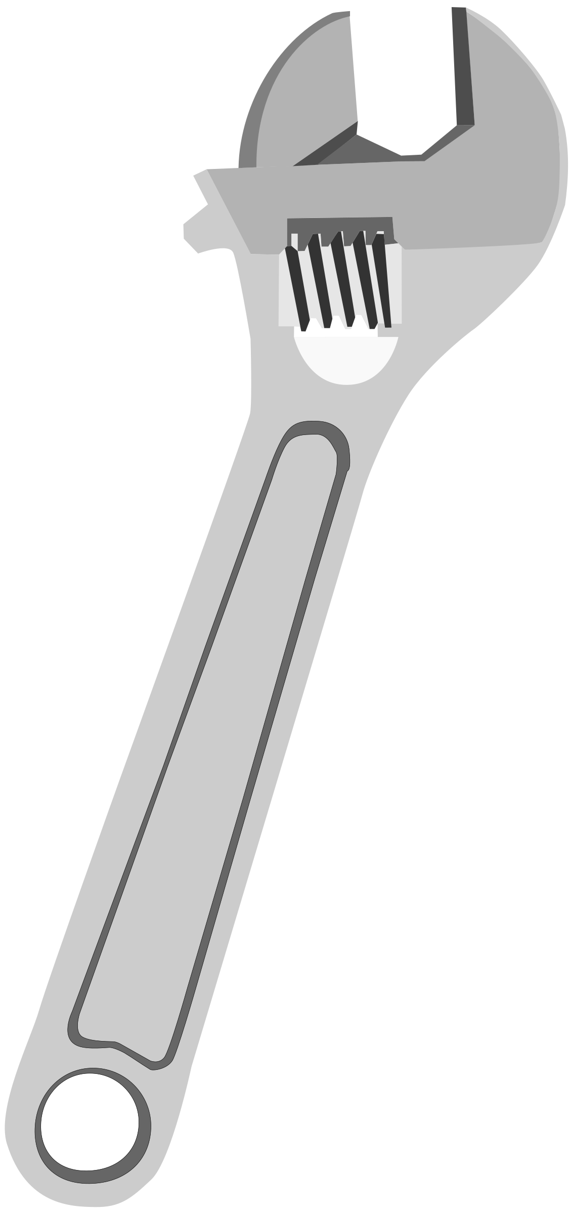 Adjustable Wrench by manio1