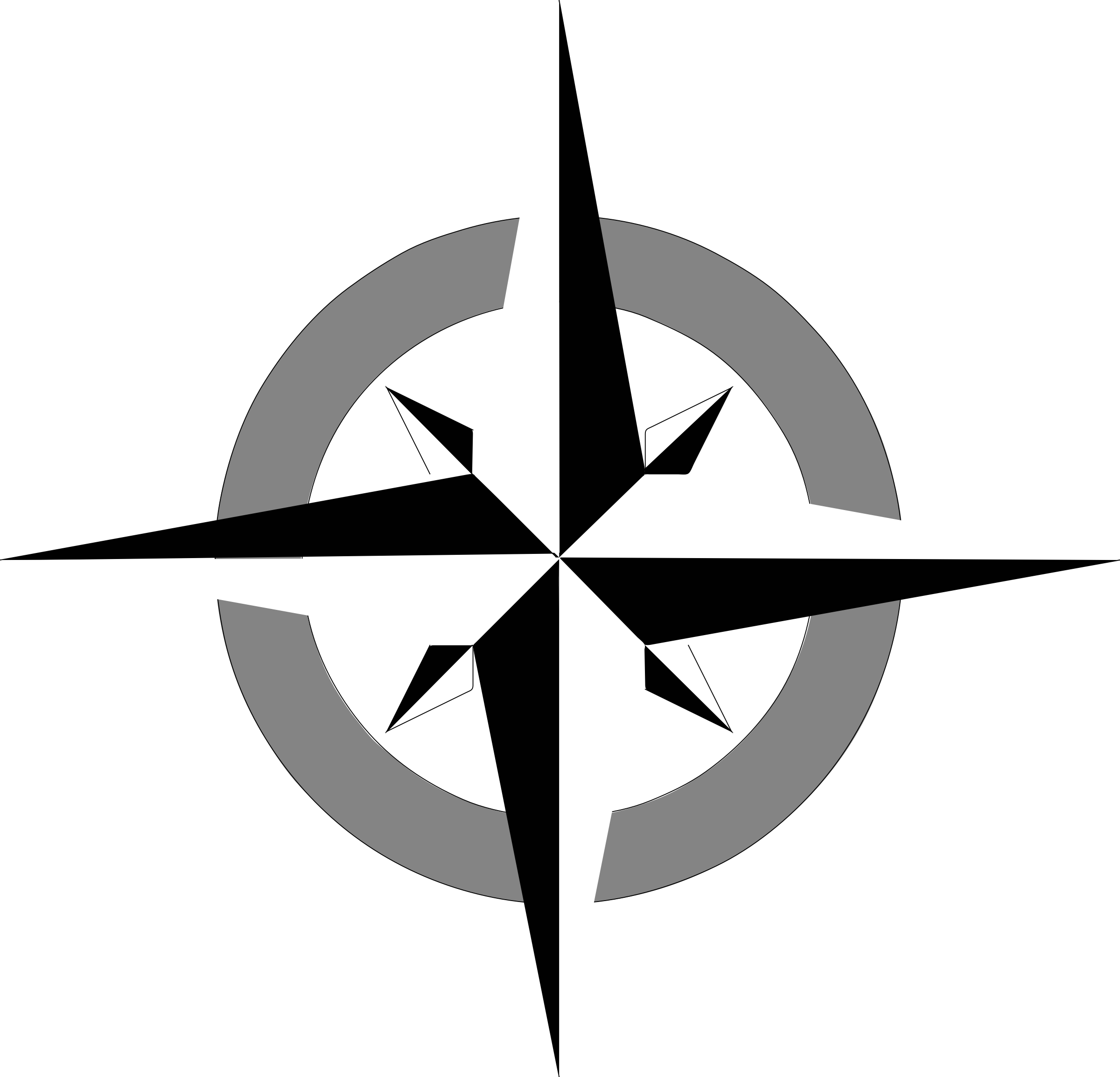 compass rose 2 by Anonymous