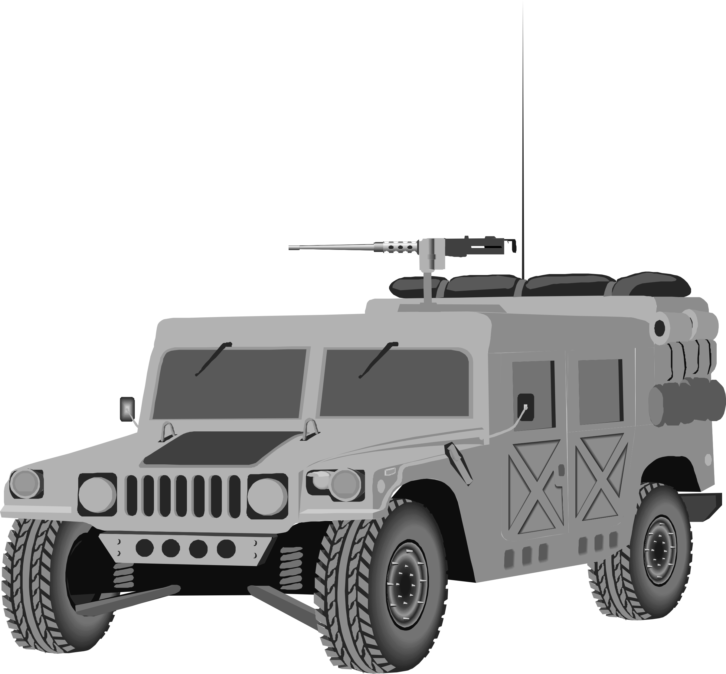 Humvee by Anonymous