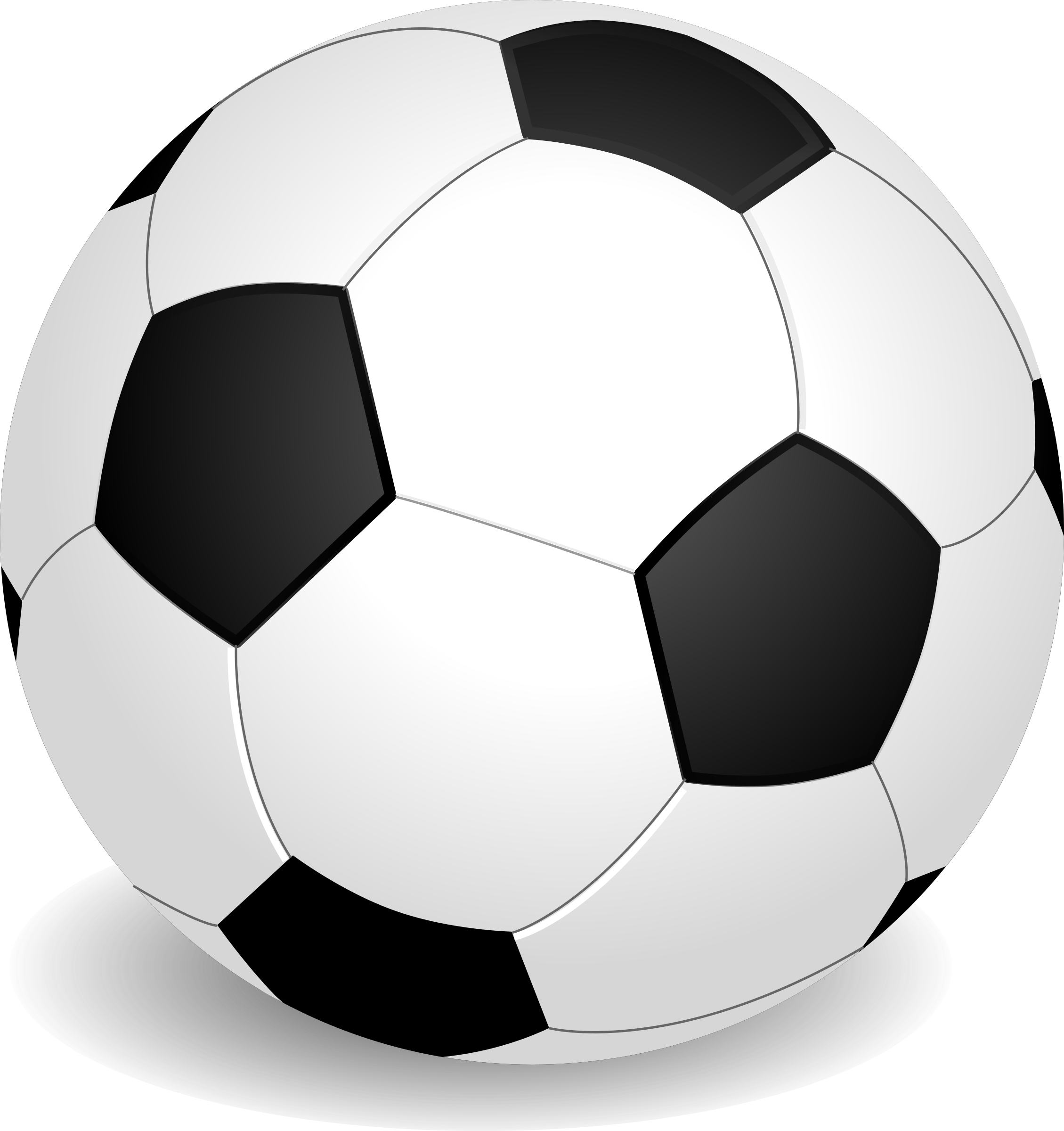 Football (soccer) by flomar