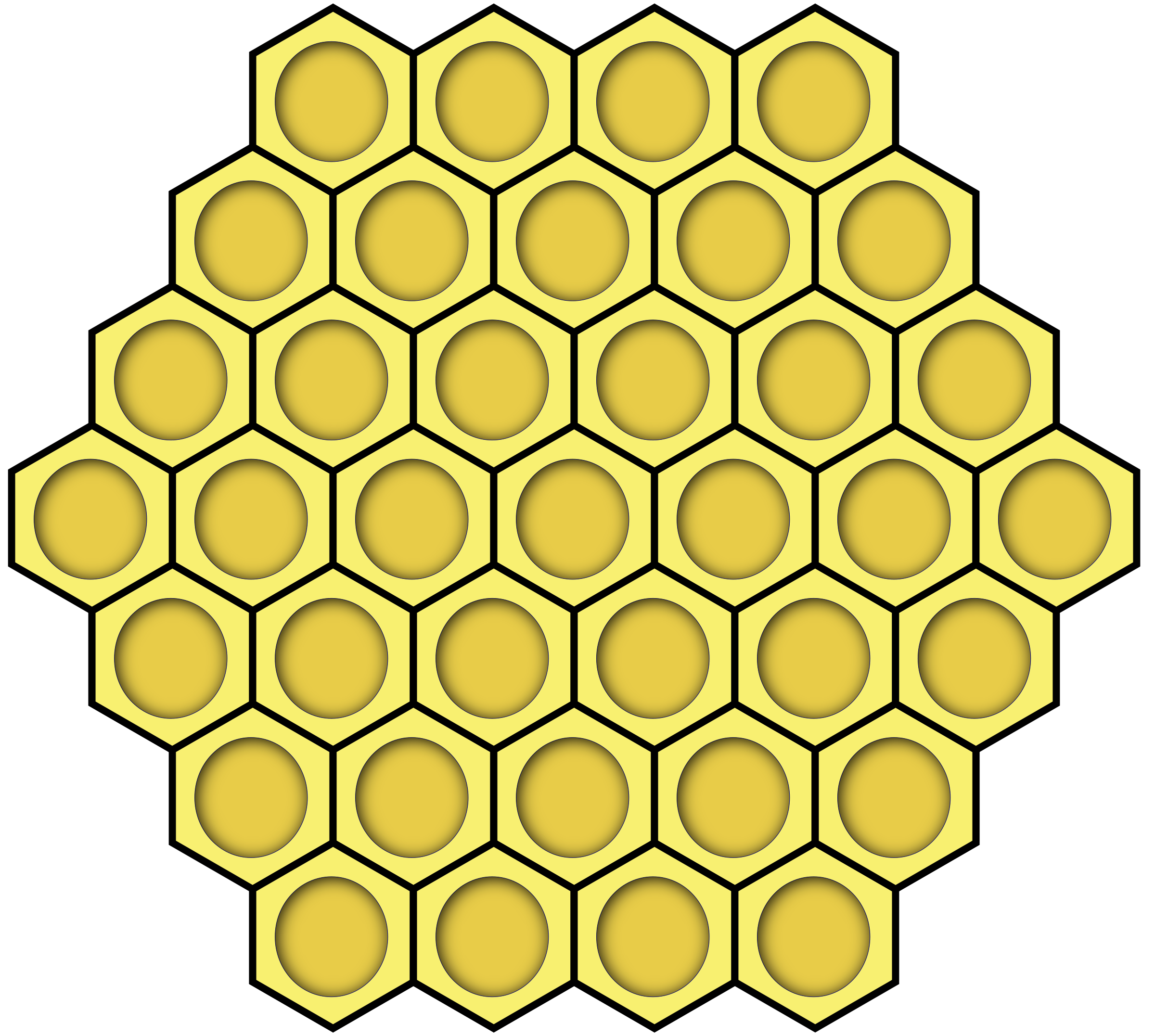 honeycomb by ovideva