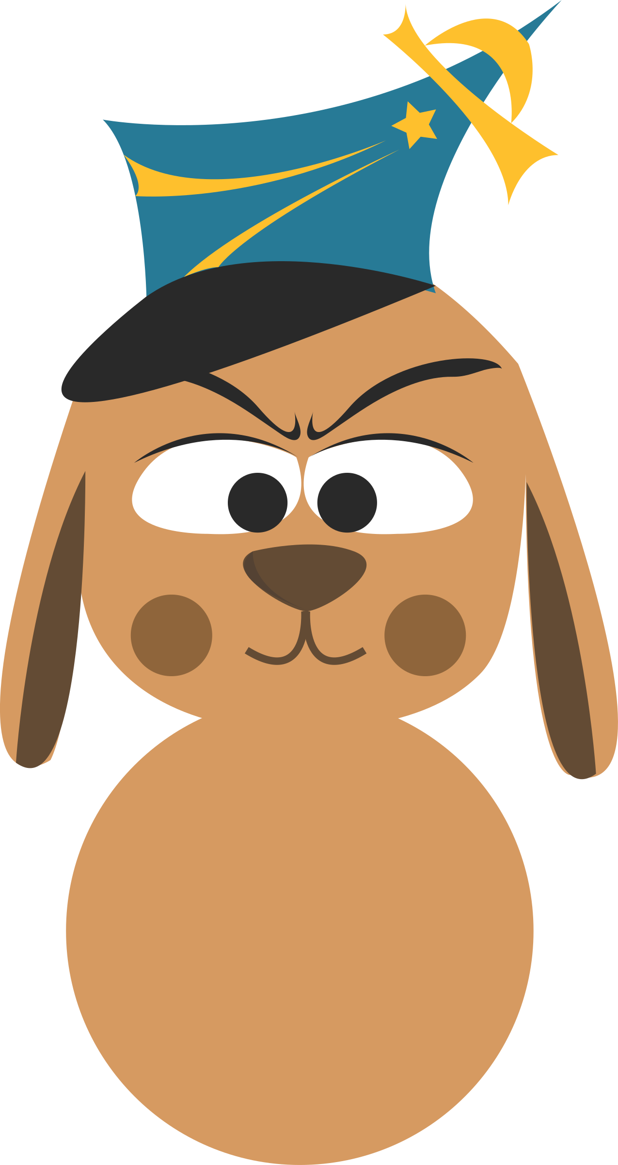 Cute dog avatar by dcatcherex