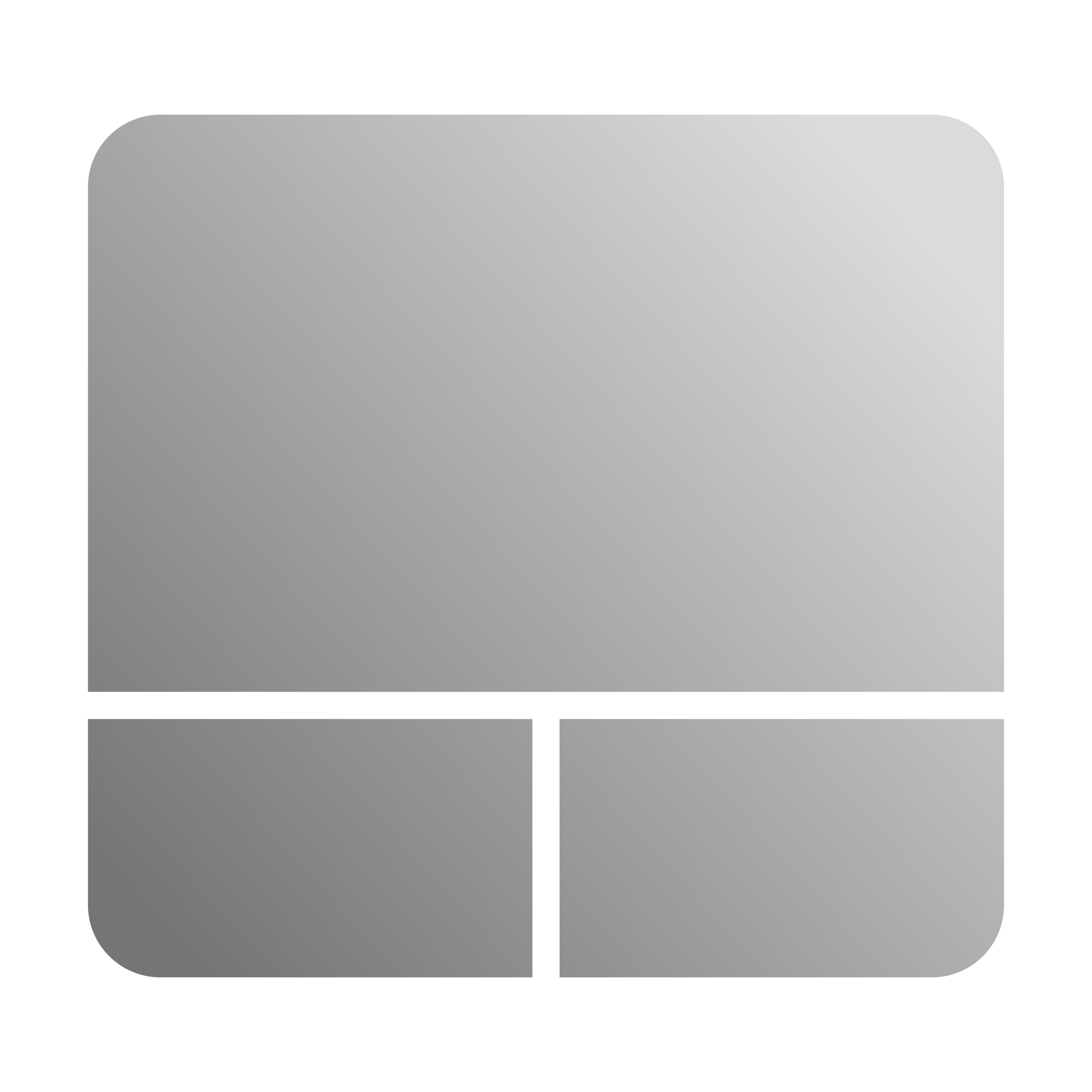 Touchpad Icon by kuba