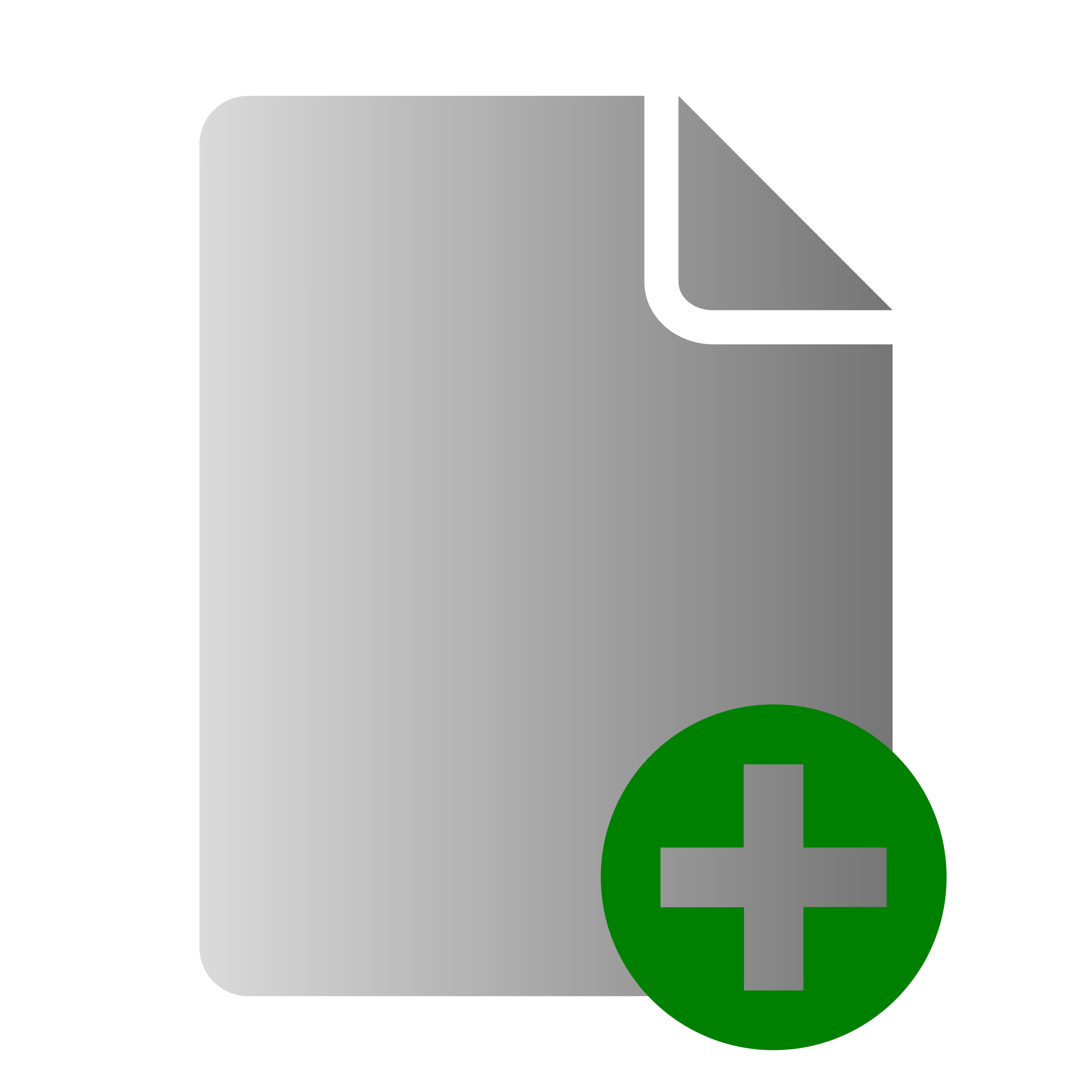 File Add Icon by kuba
