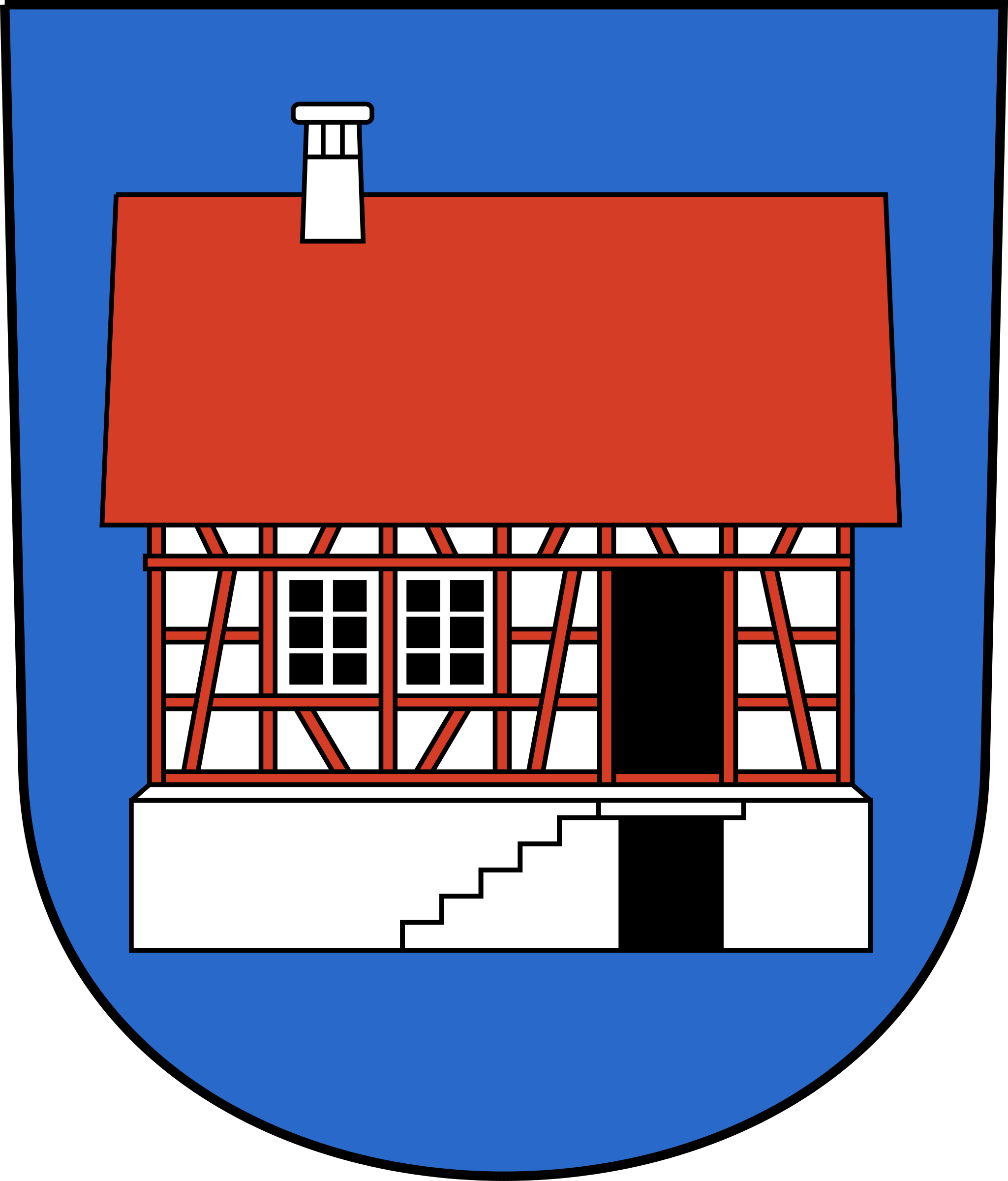 Hausen am Albis - Coat of arms 1 by wipp