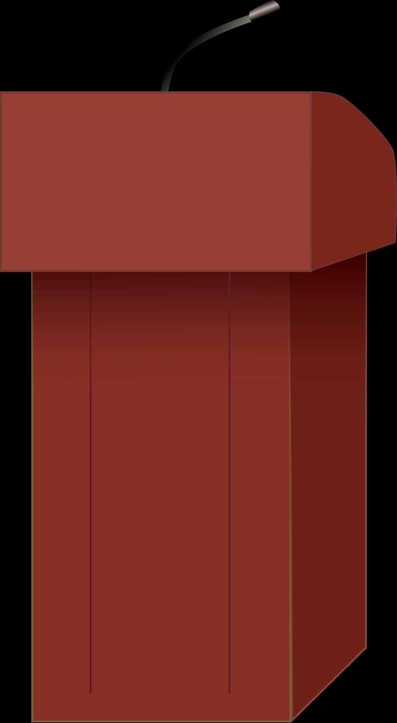 Free Speakers Clipart Speakers Podium Clipart