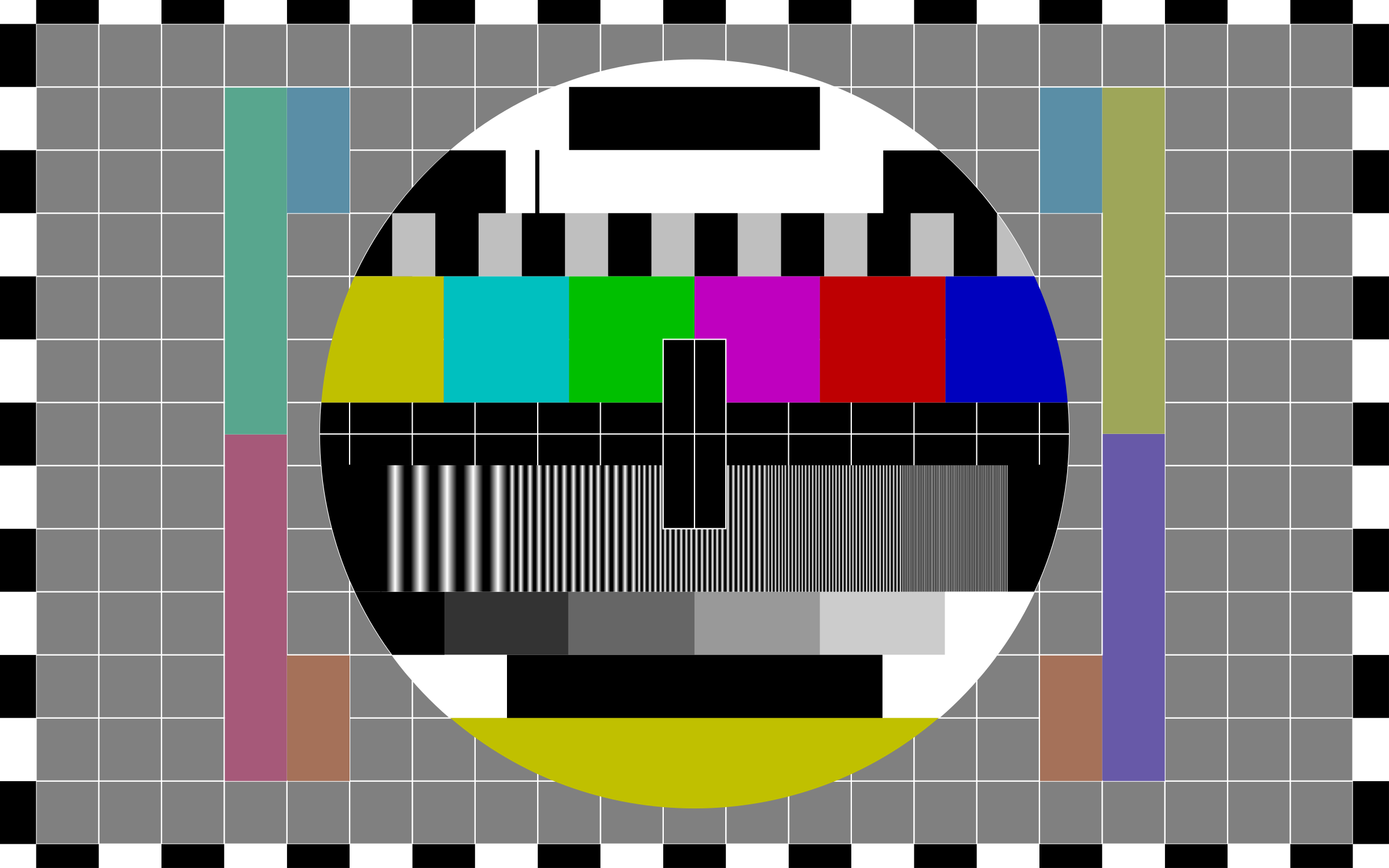 TV testscreen by Firstl4rs