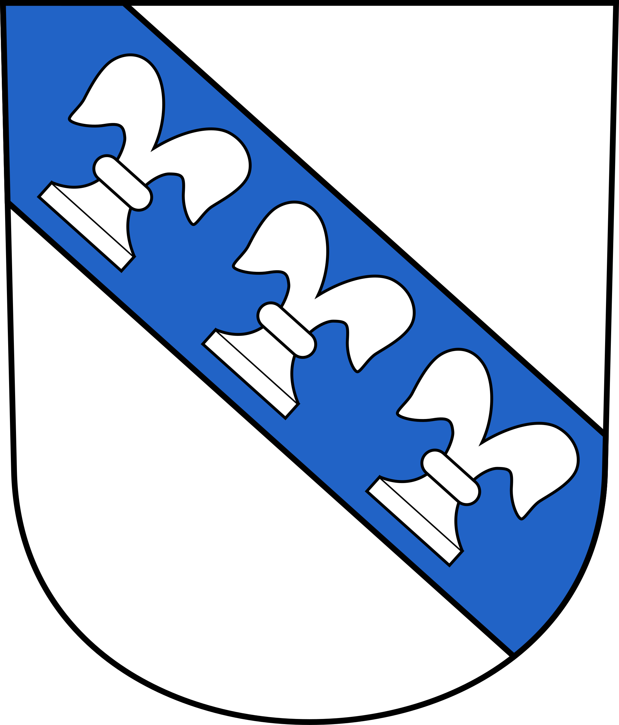 Illnau-effretikon - Coat of arms 2 by wipp