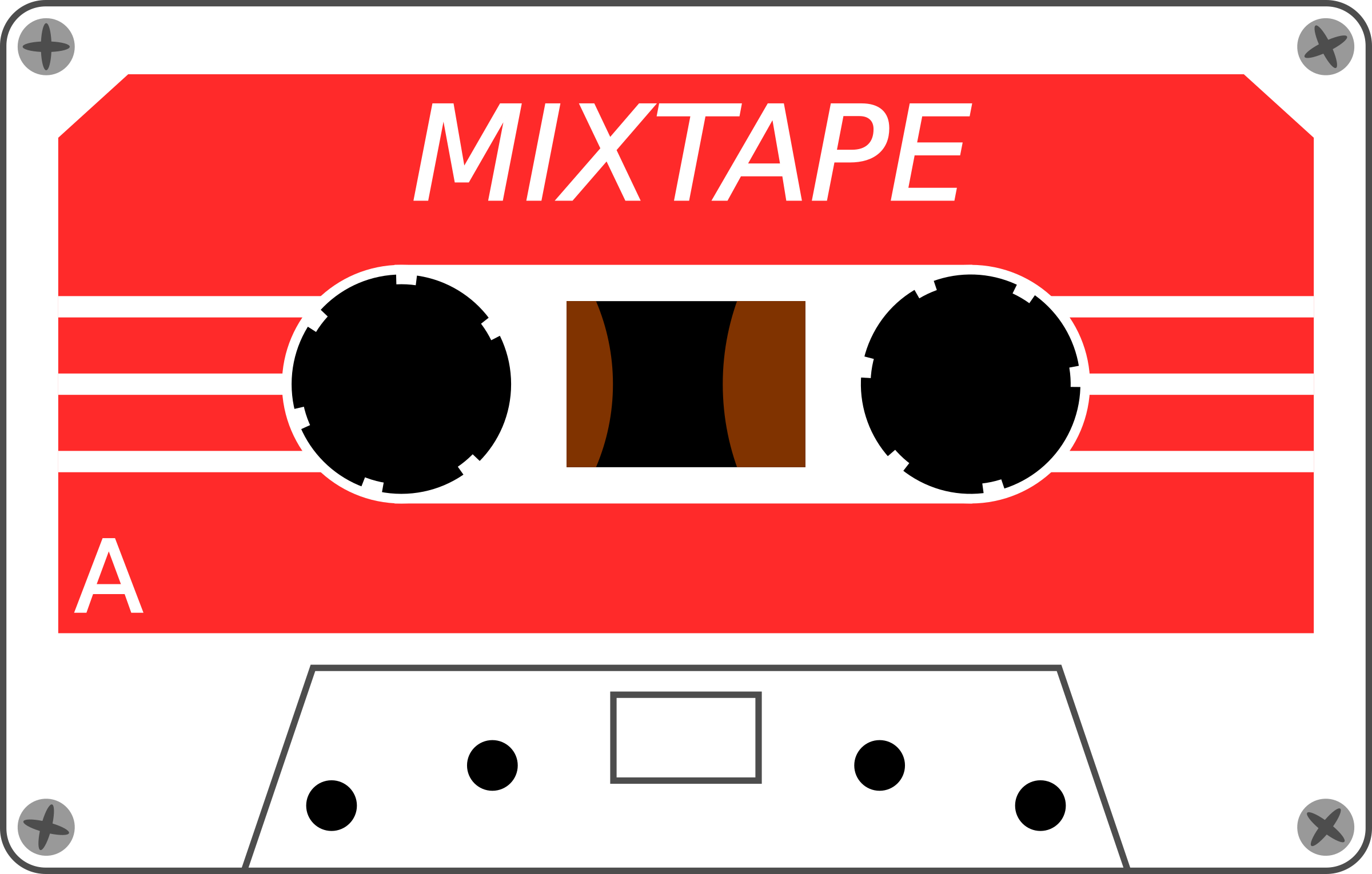 Cassette Stylised by JokingApart