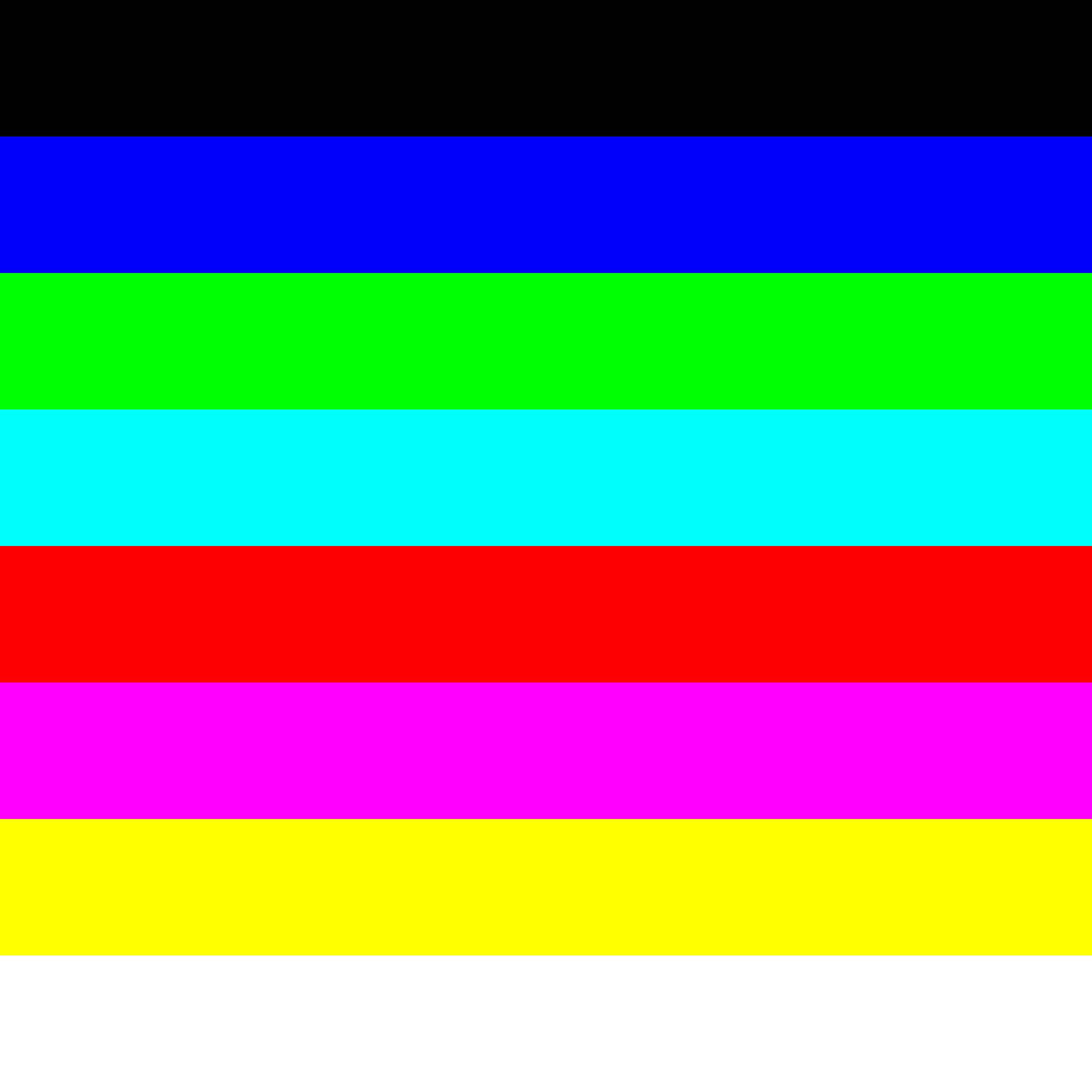 8 color palette by 10binary
