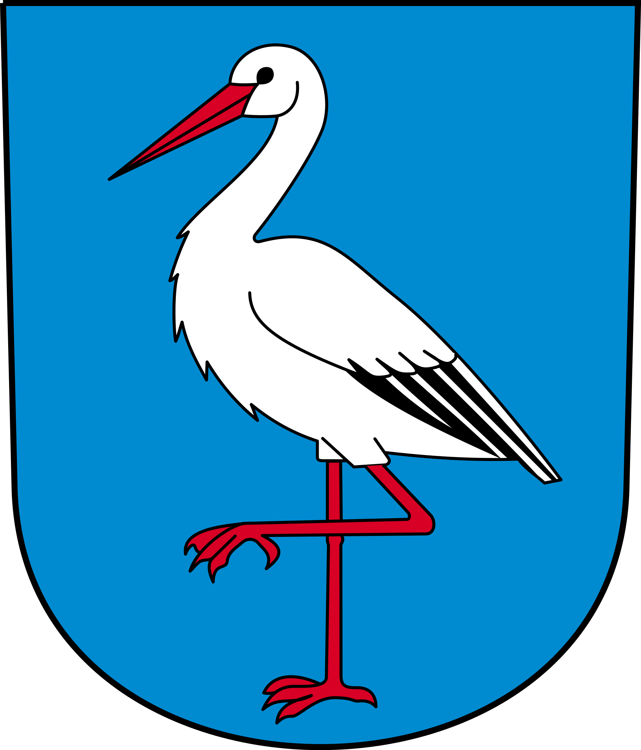 Oetwil am See - Coat of arms 1 by wipp