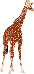 another giraffe by ha1flosse - ..another giraffe..